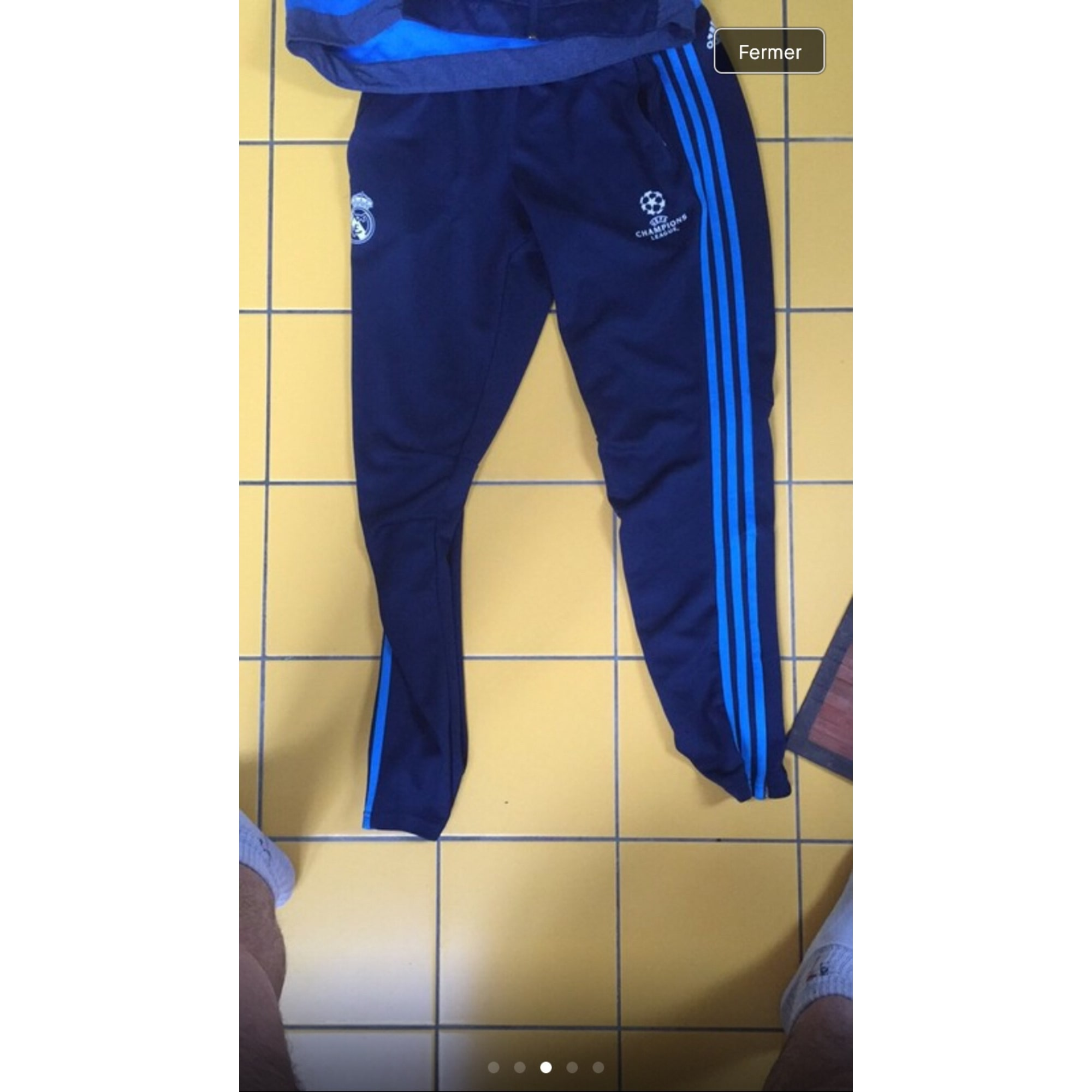 adidas ensemble jogging
