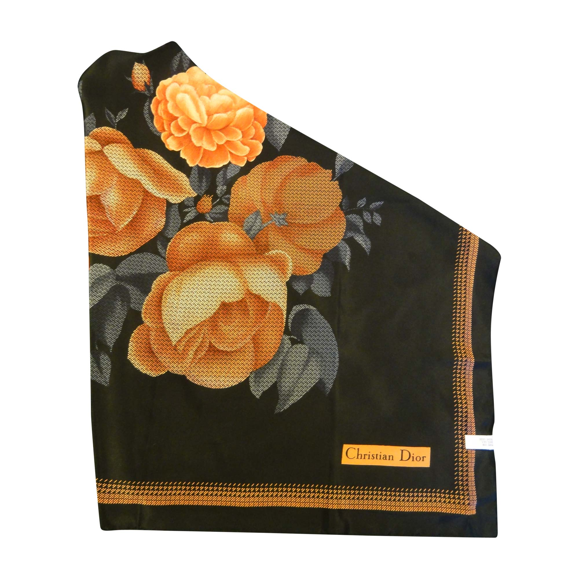 8c0ac90f044 Foulard DIOR rose - 7502916