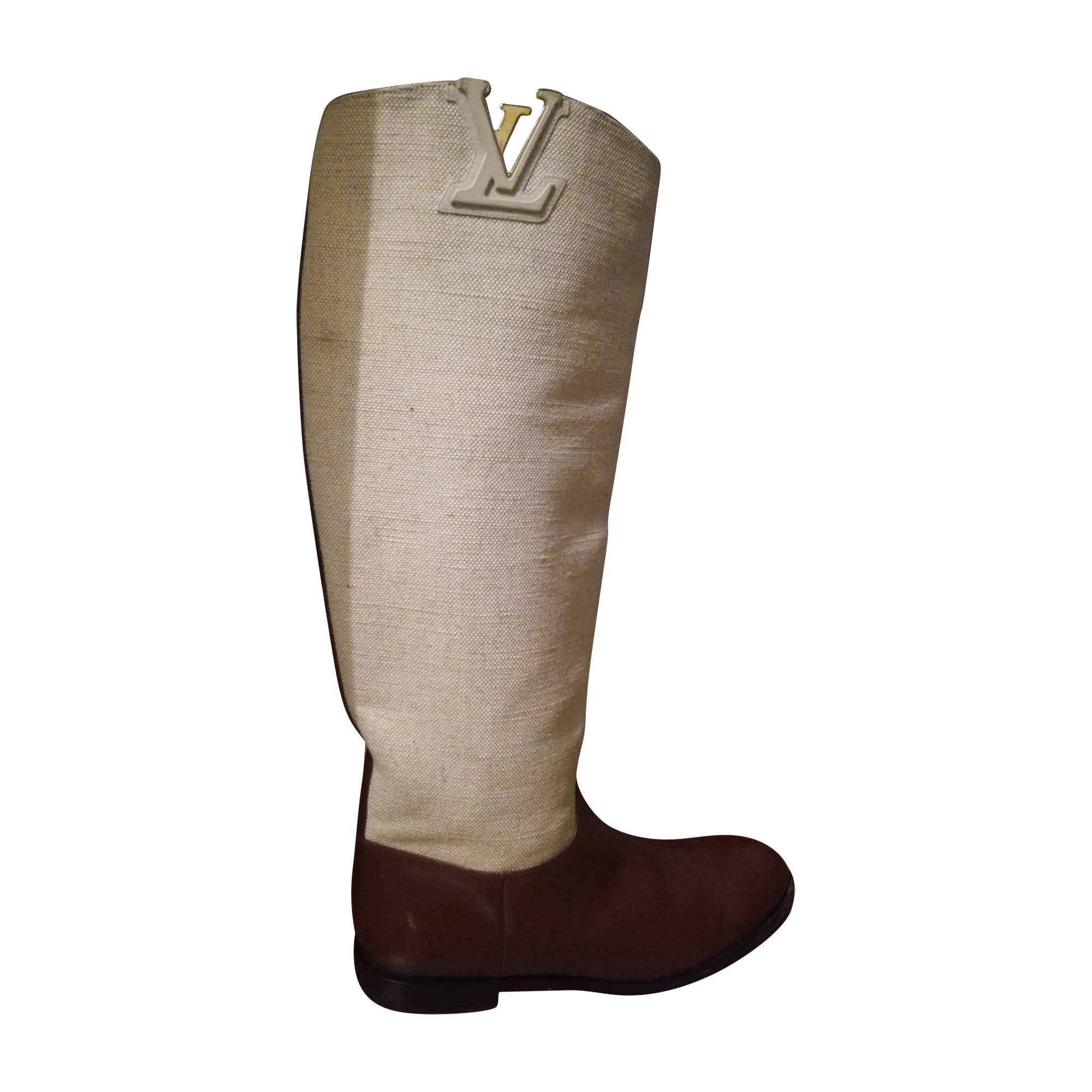 638fa9f9f471 Riding Boots LOUIS VUITTON 39 brown - 7506166