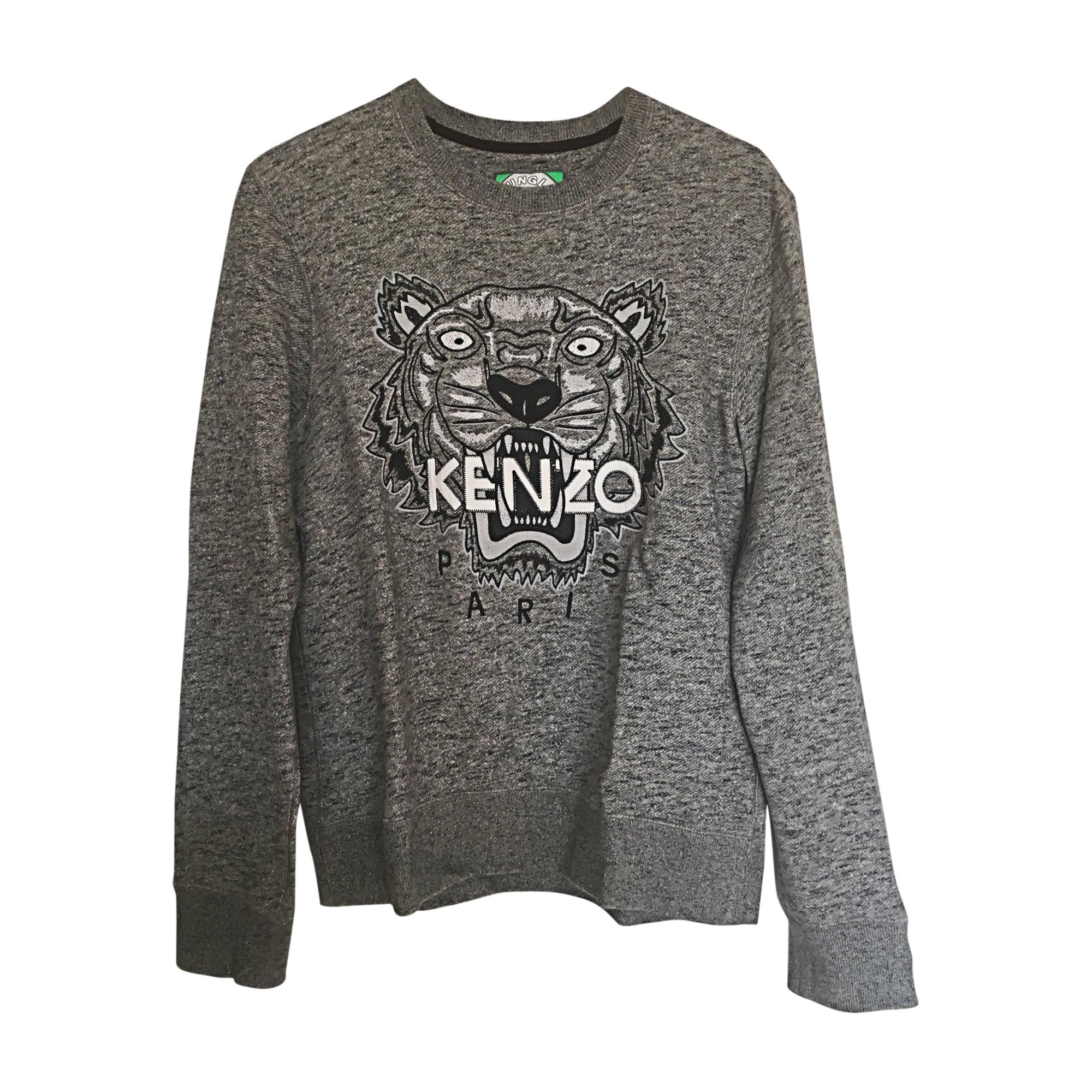 5f6d1d9f719 Sweat KENZO 1 (S) gris vendu par Vd de a - 7509703