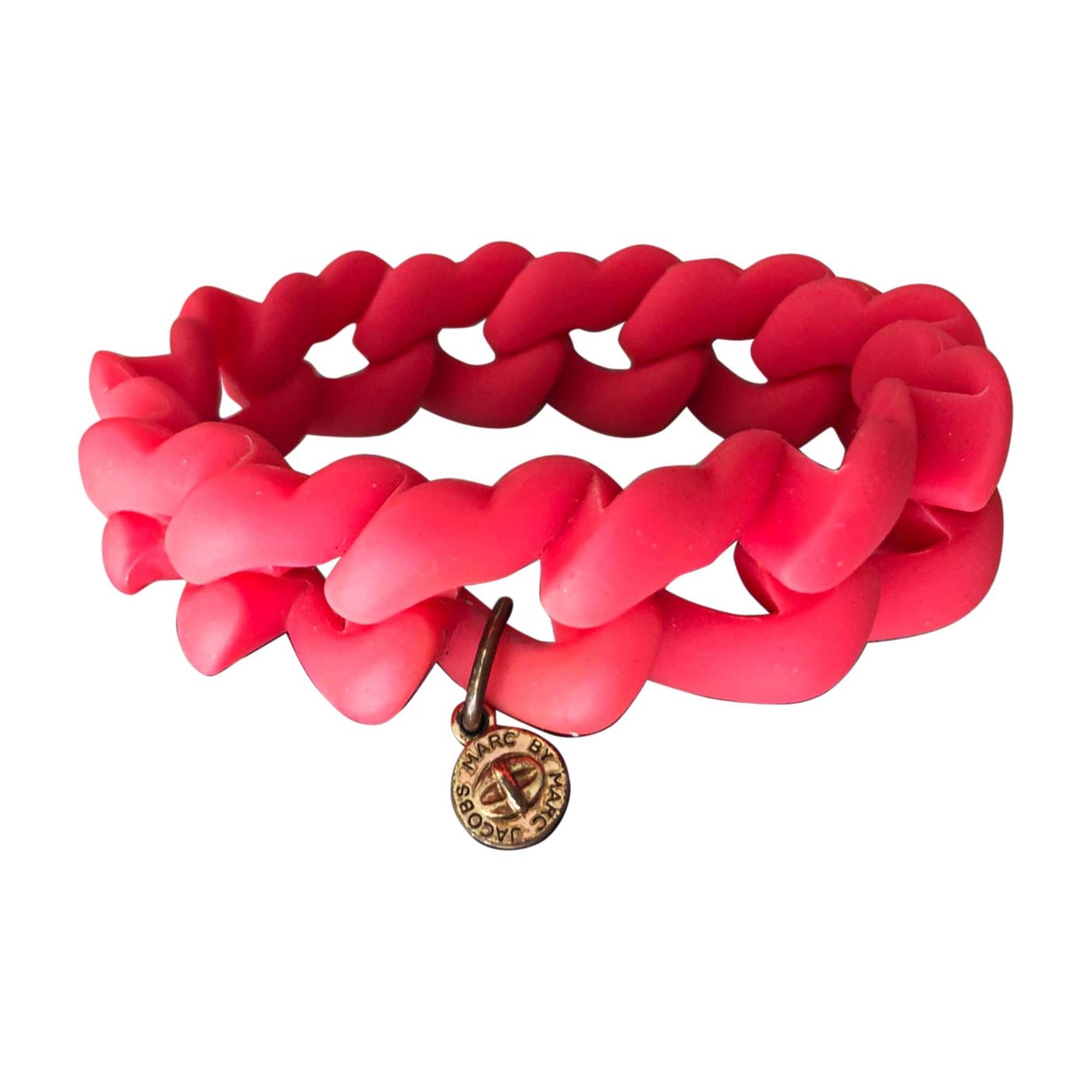 Bracelet MARC JACOBS Rose, fuschia, vieux rose