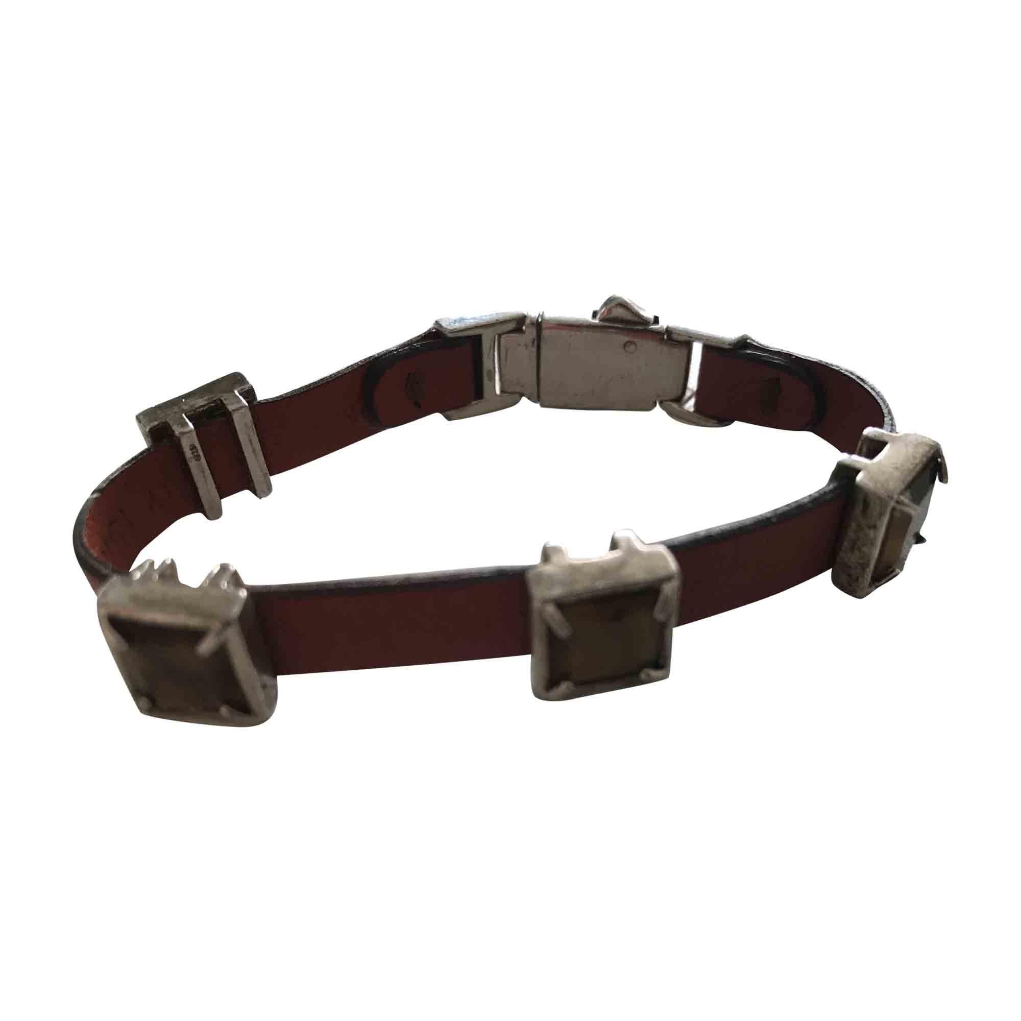 Bracelet TOD'S cuir orange