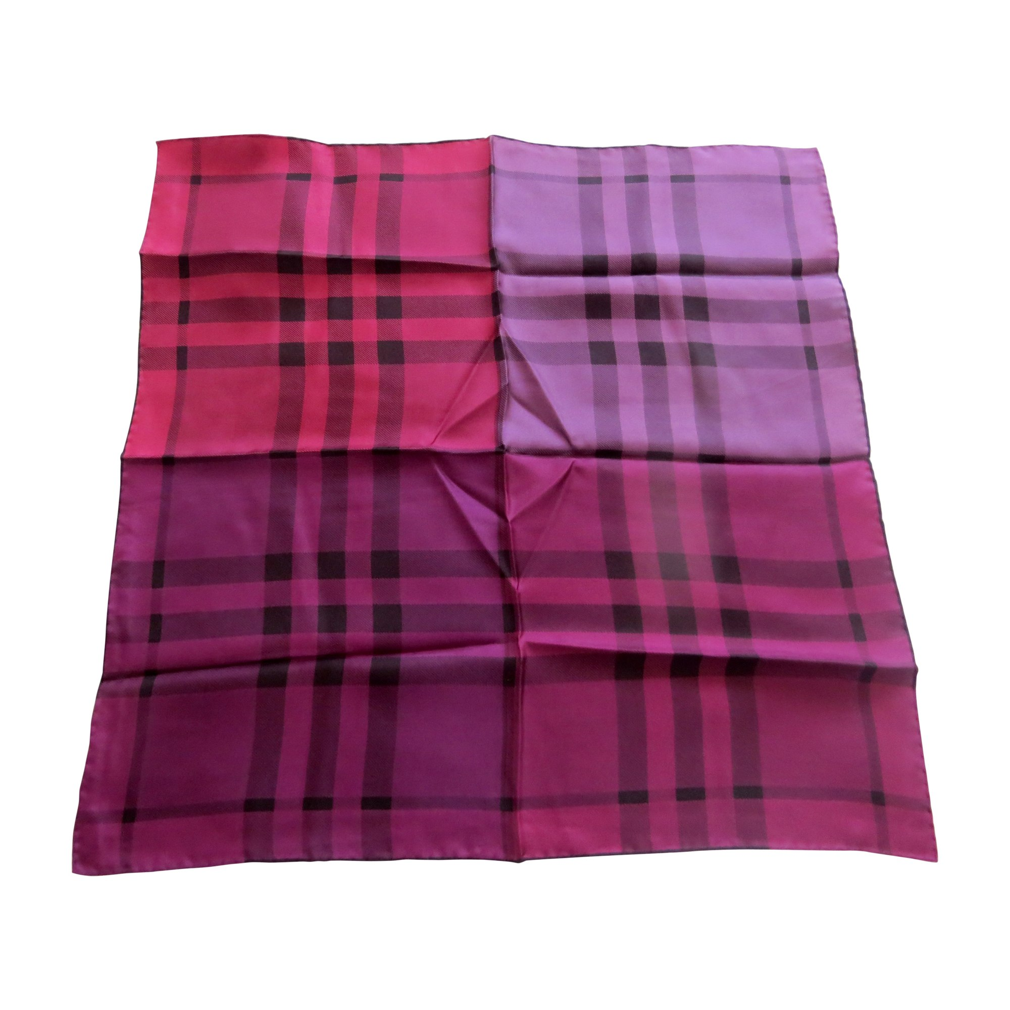 8f356c8e812 Foulard BURBERRY violet - 7514610