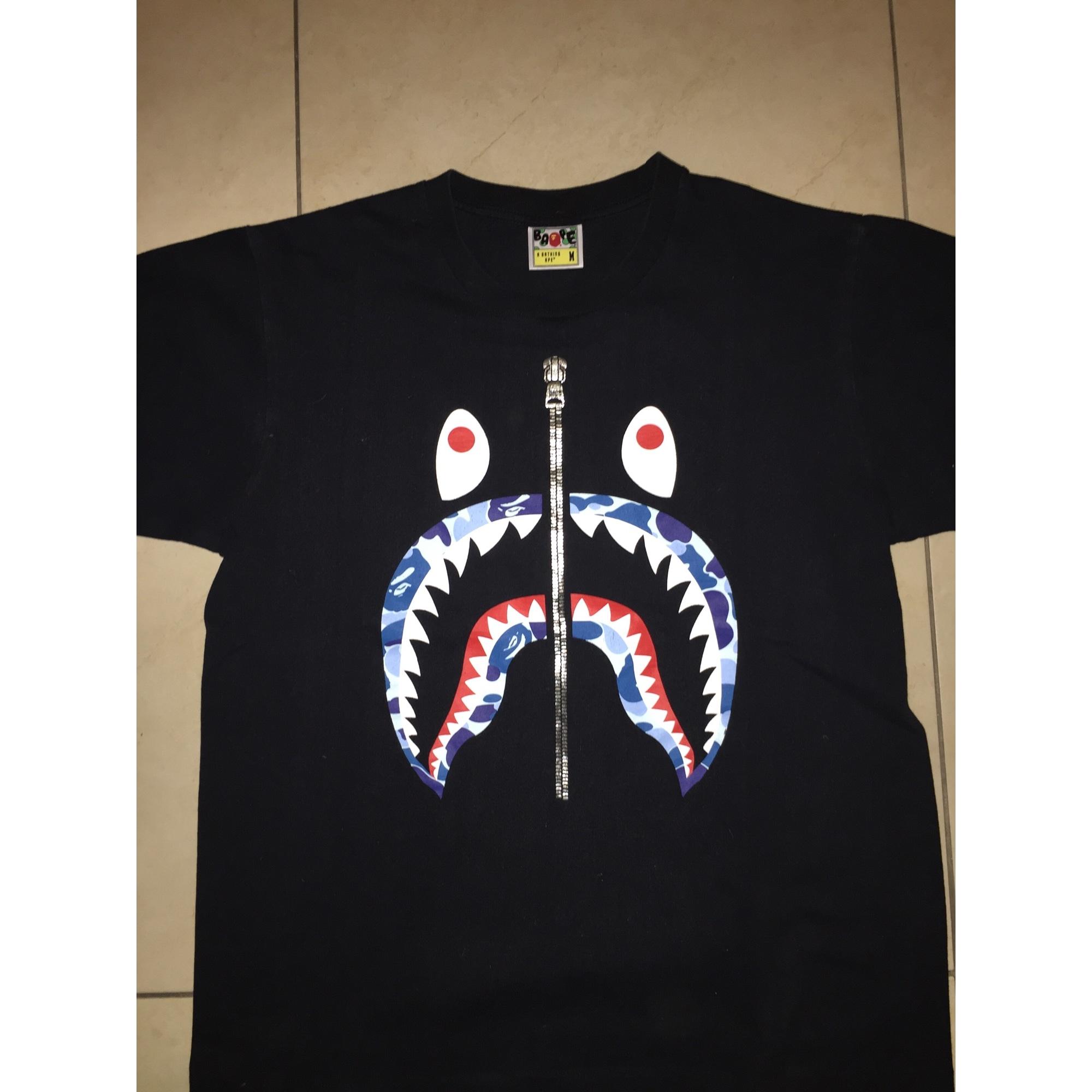 T-shirt BAPE 2 (M) nero - 7521409 0d81179f2e2