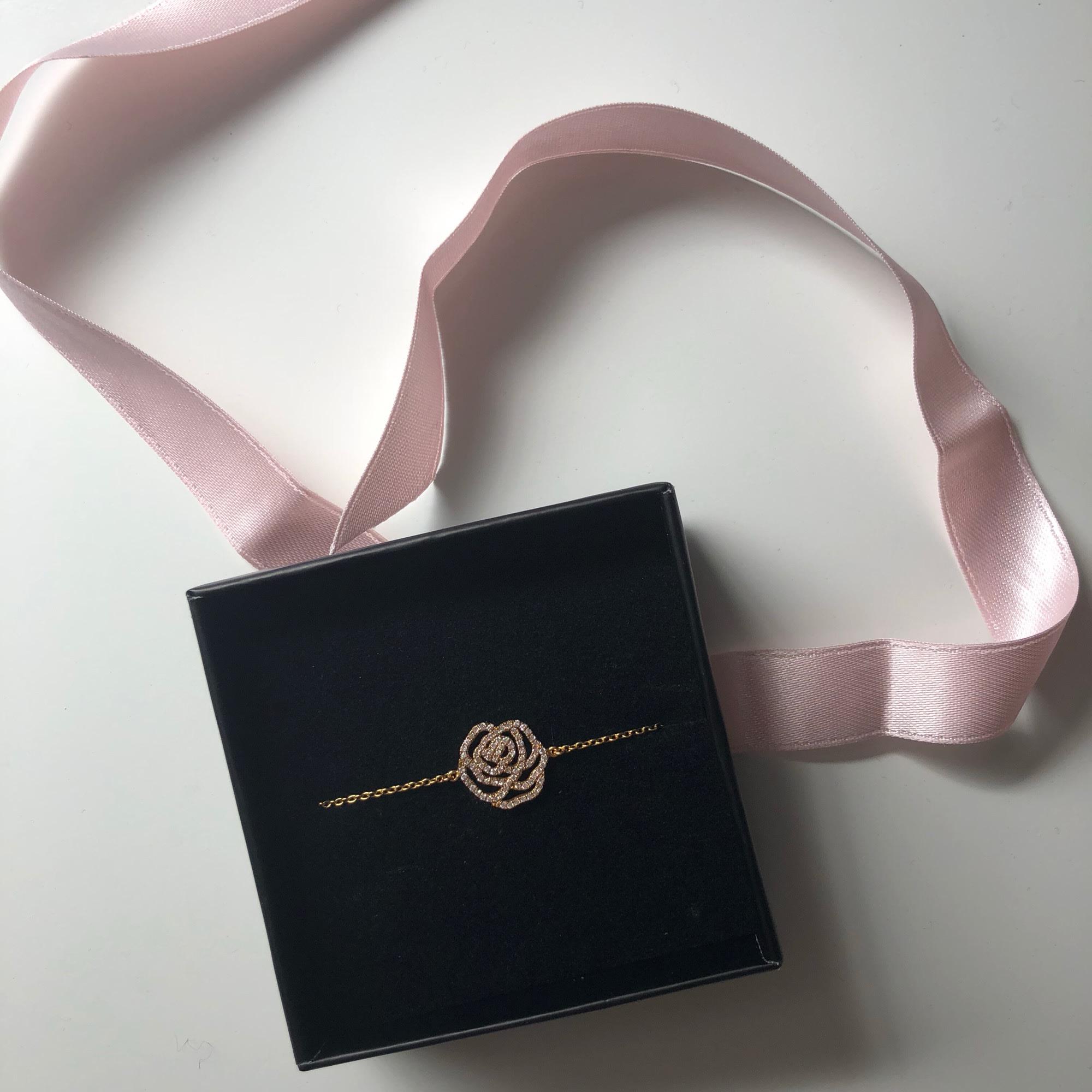Bracelet VANESSA TUGENDHAFT or jaune doré
