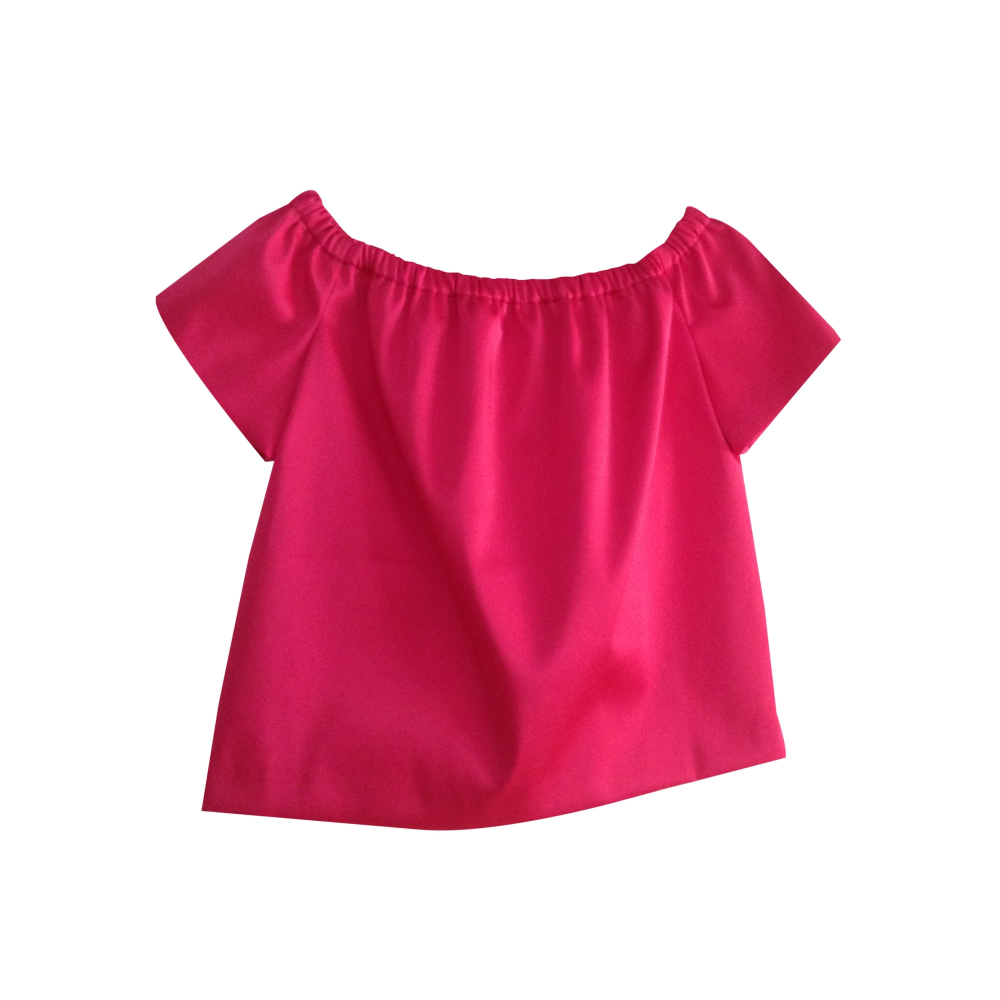 Blouse MAJE Pink, fuchsia, light pink