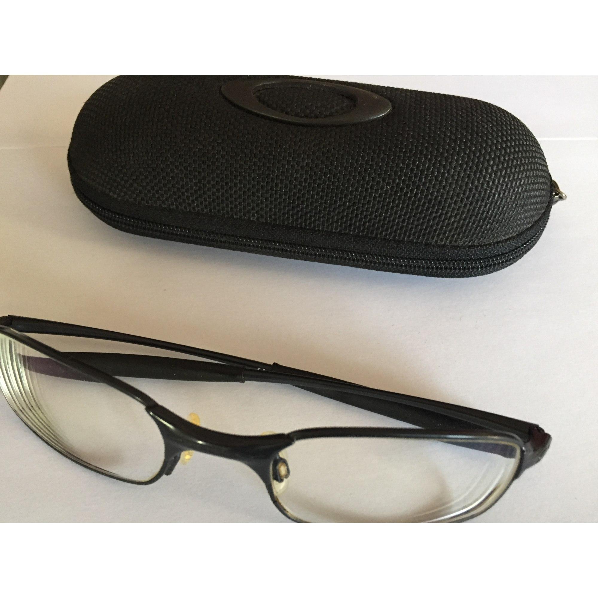 0dd73e7a530 Monture de lunettes OAKLEY noir - 7525725