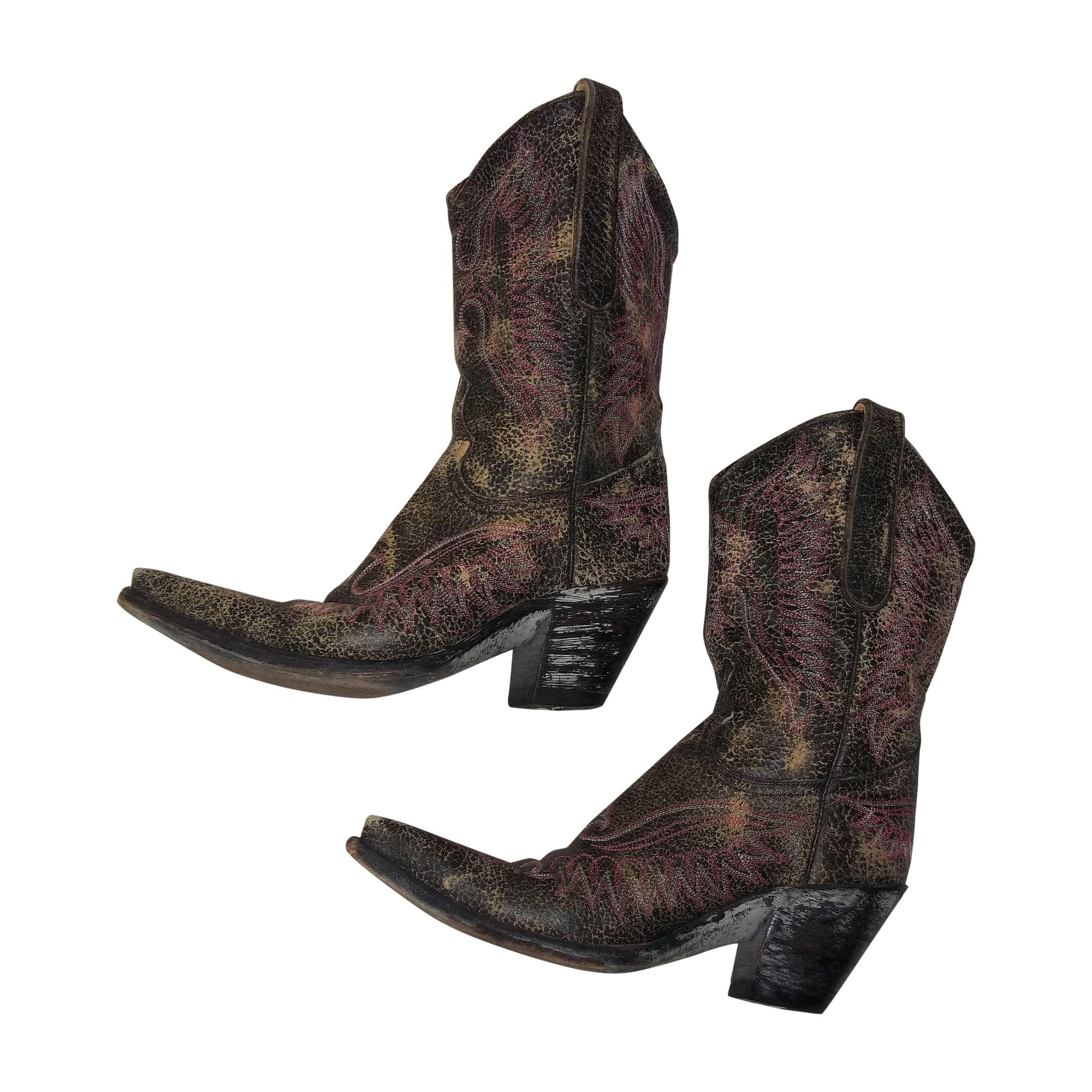 prix le plus bas prix plus bas avec nouveaux produits pour Santiags, bottes cowboy
