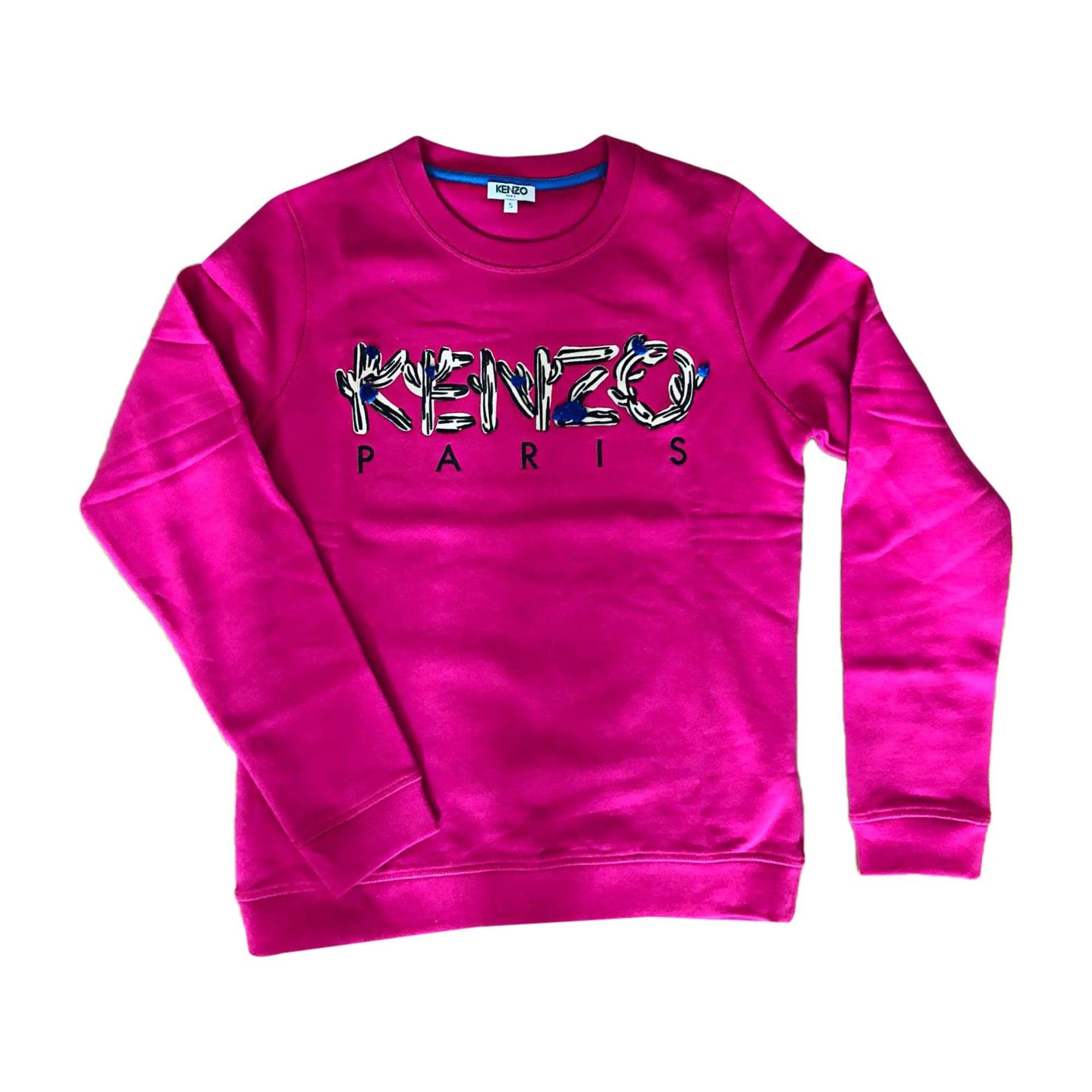 Sweat KENZO 36 (S, T1) rose - 7534532 b7e829ce1a2