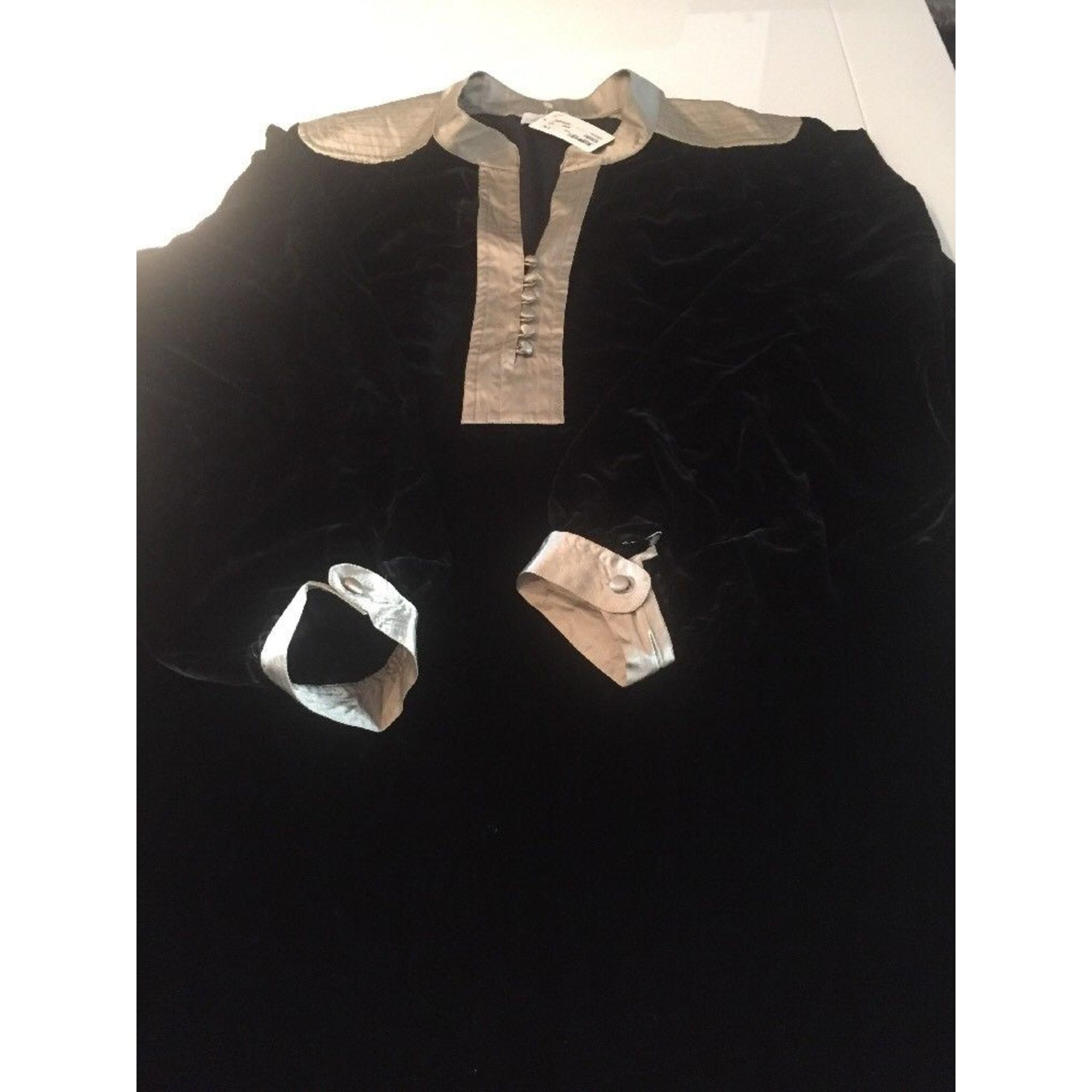 Kaftan Dress MARJOLAINE Black