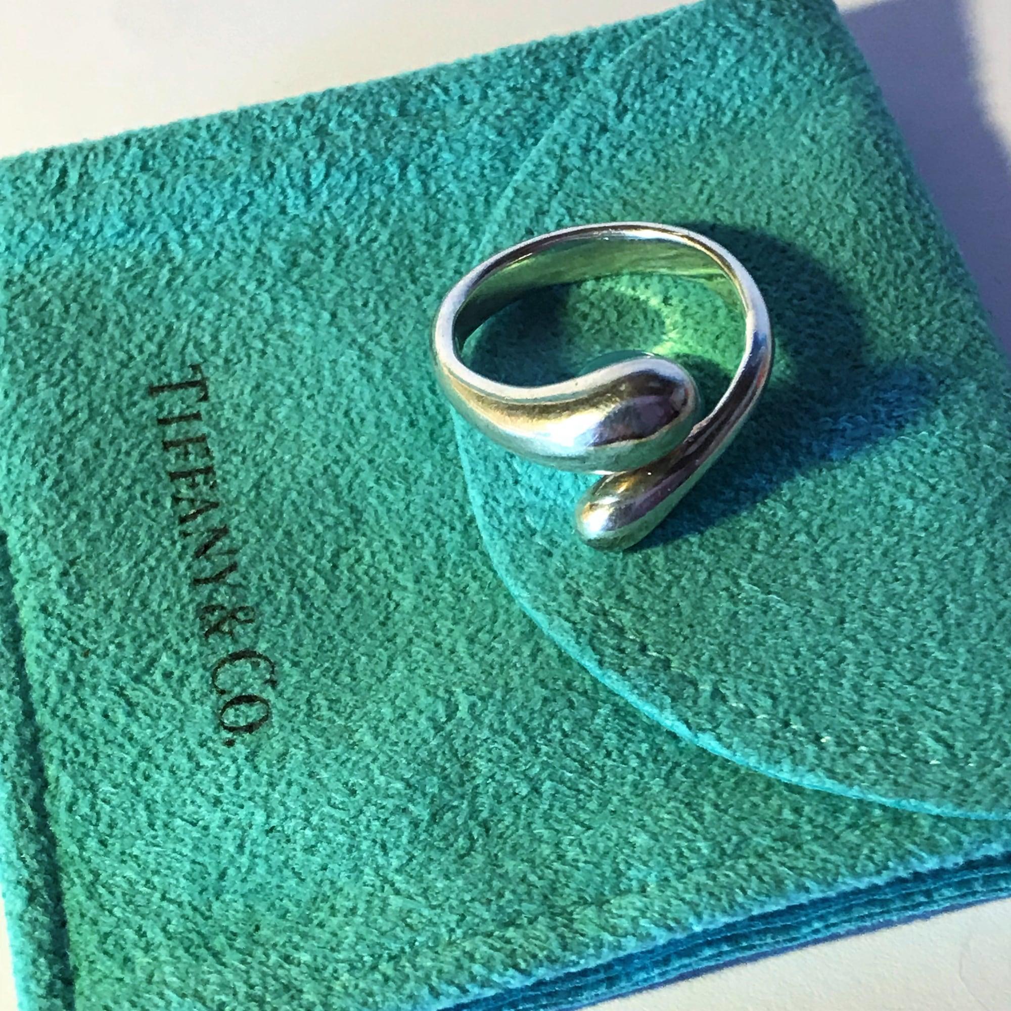 Ring TIFFANY & CO. 58 silberfarben vendu par D\'yvette 85203430 - 7545105