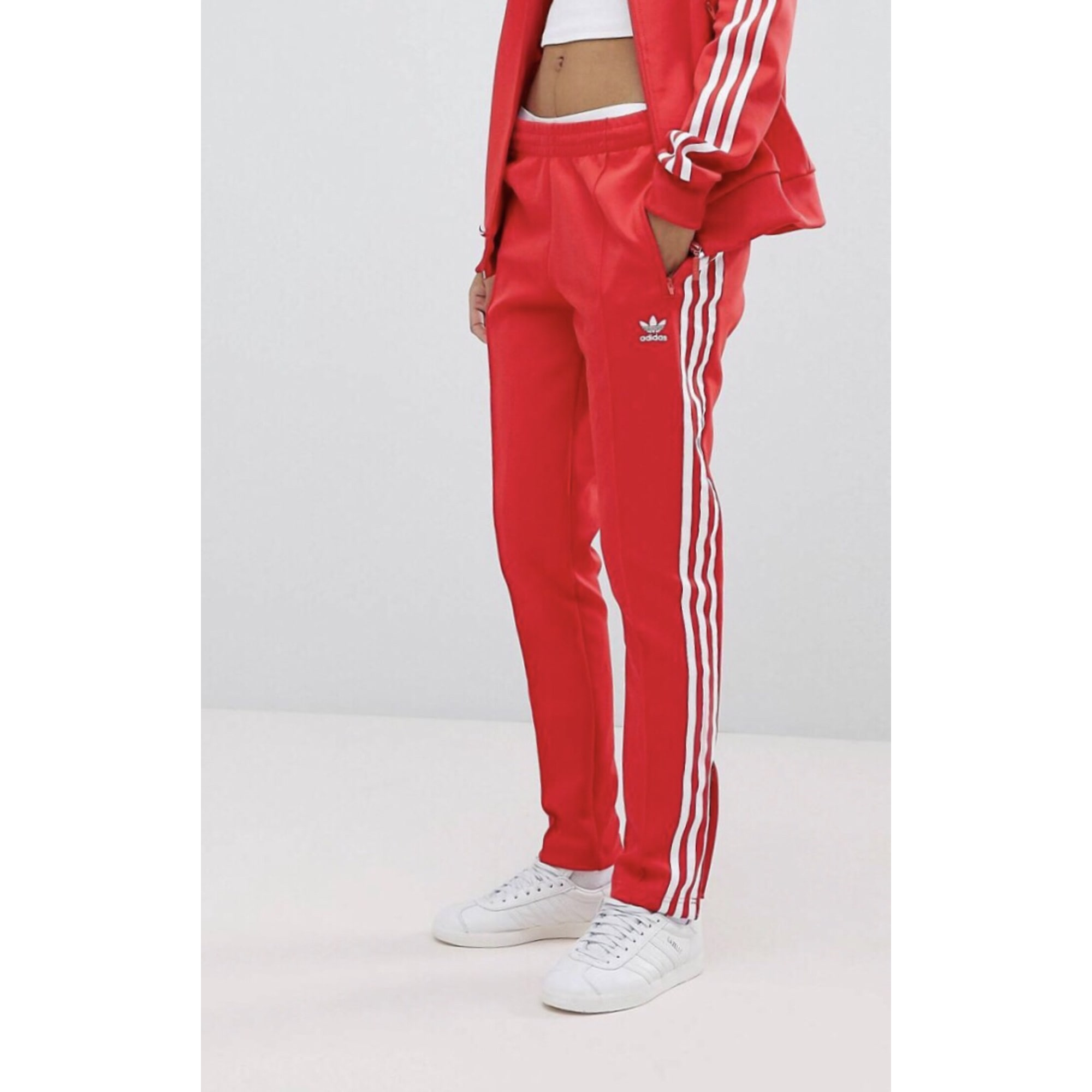 info for get cheap lace up in jogging adidas rouge et blanc