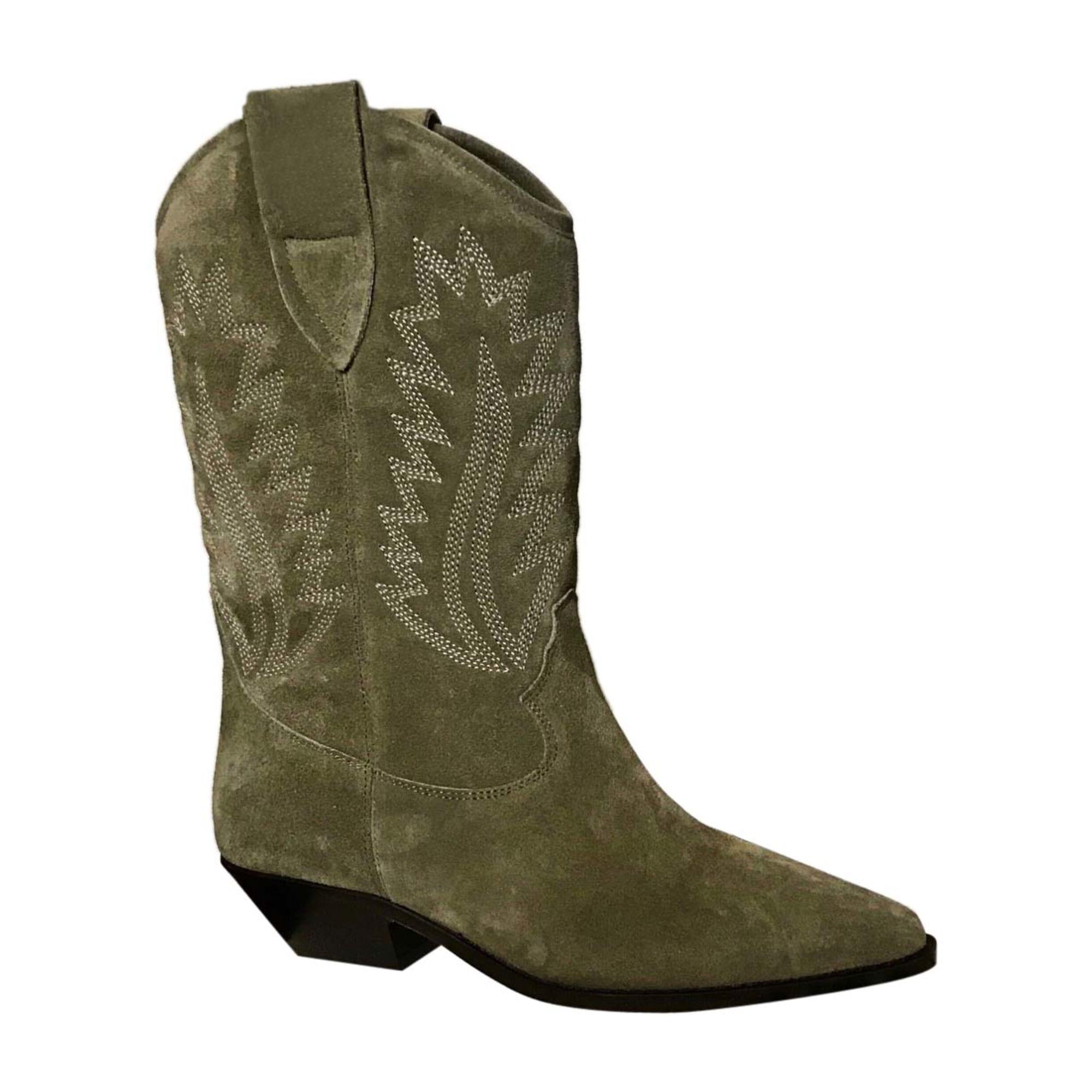 chaussures classiques boutique pour officiel vente chaude en ligne Santiags, bottines, low boots cowboy
