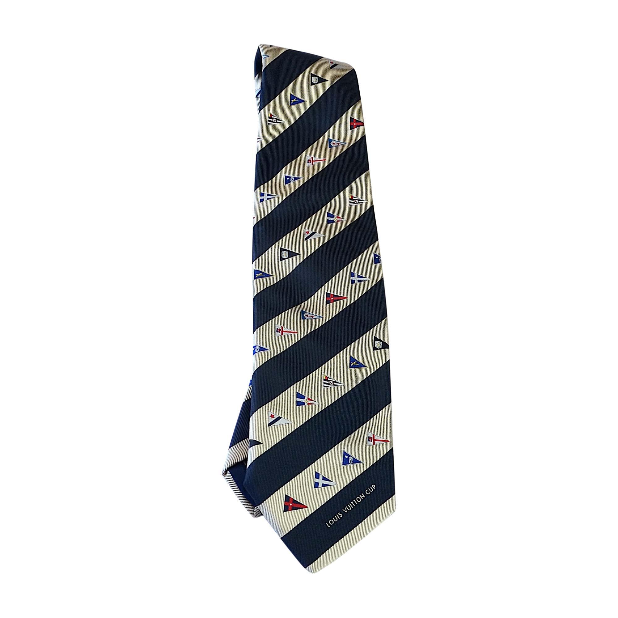 0e2017d53a2d3 Krawatte LOUIS VUITTON mehrfarbig - 7567133
