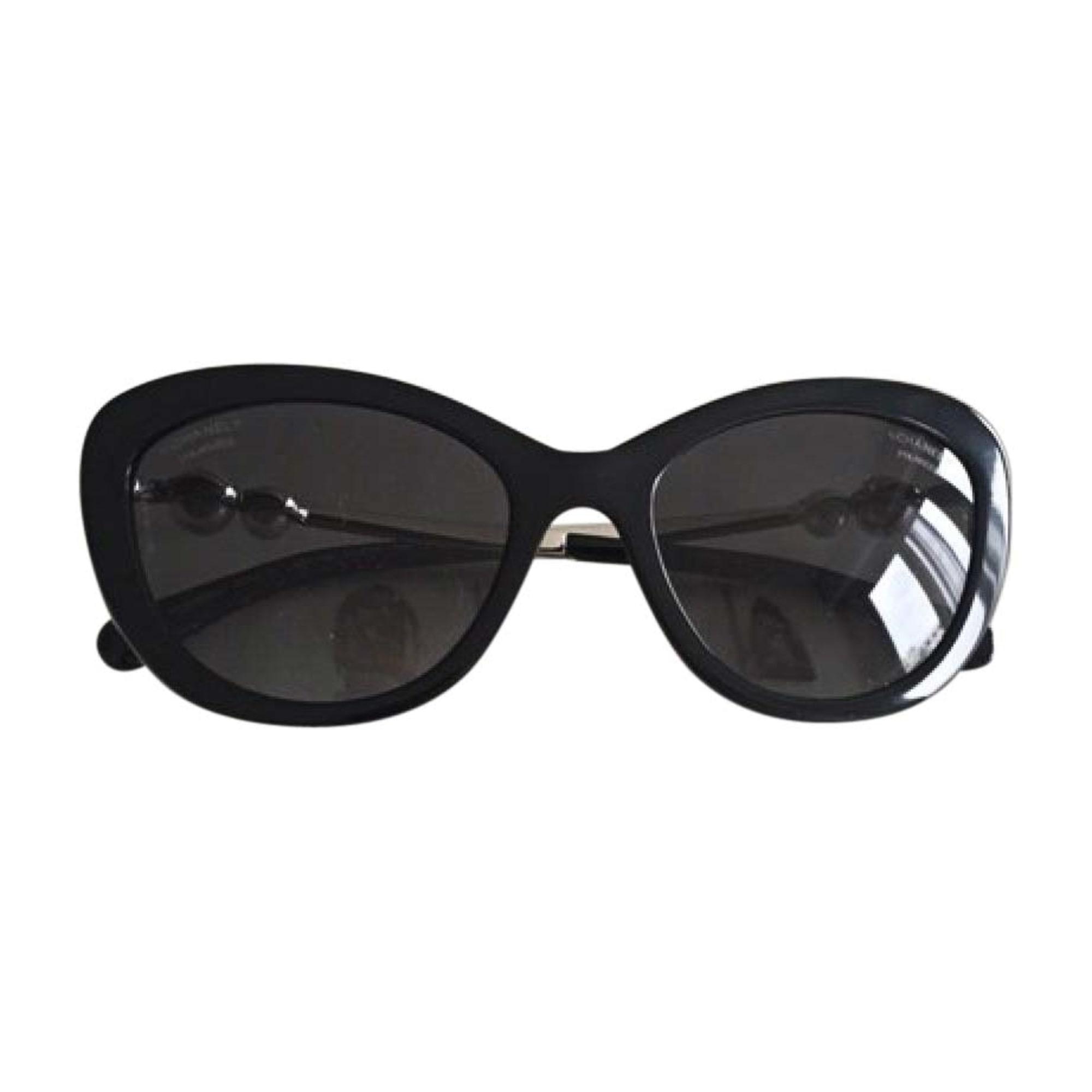 a6e559feb8 Lunettes de soleil CHANEL noir vendu par La boutique de chris - 7568436