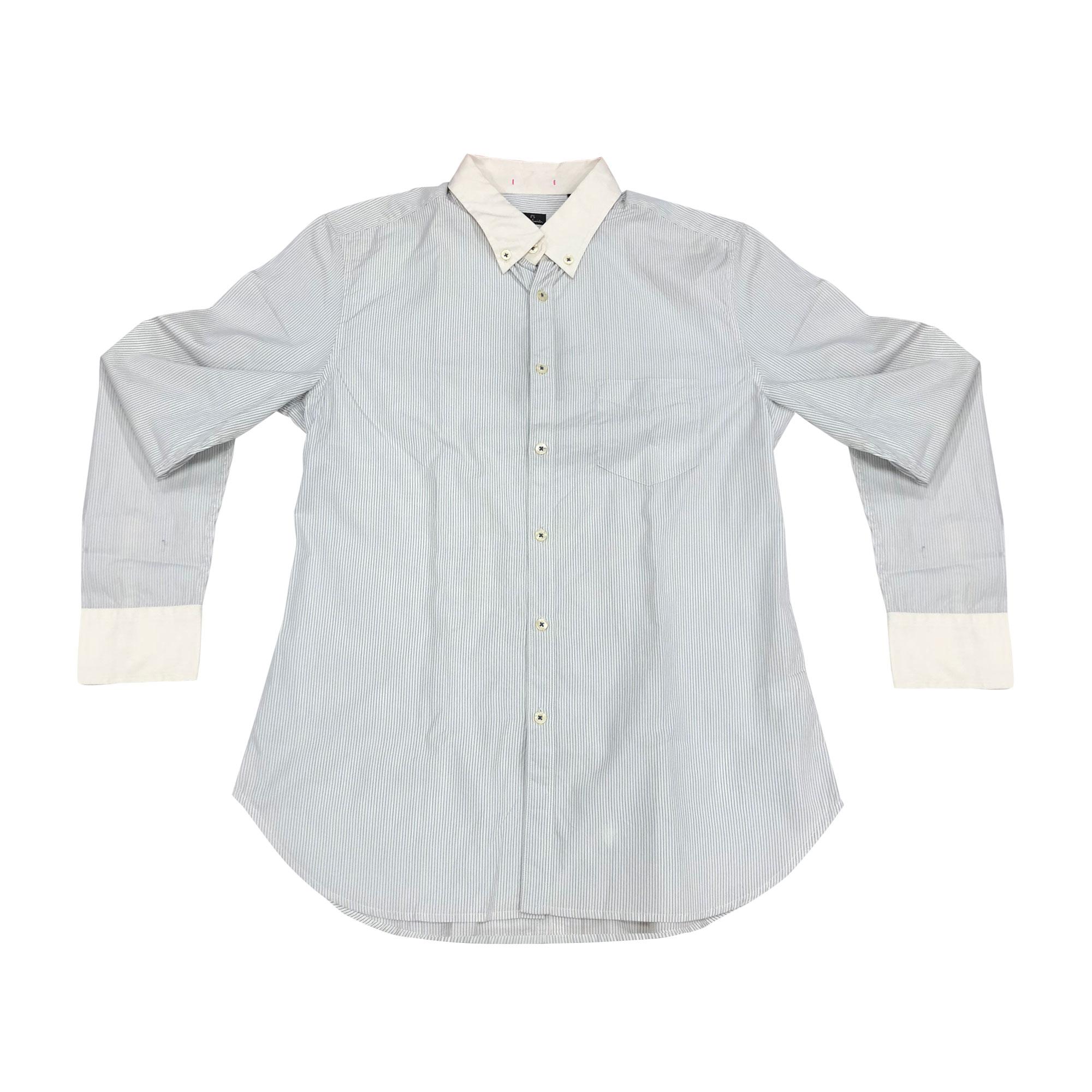 Shirt PAUL SMITH - BLACK LABEL White, off-white, ecru