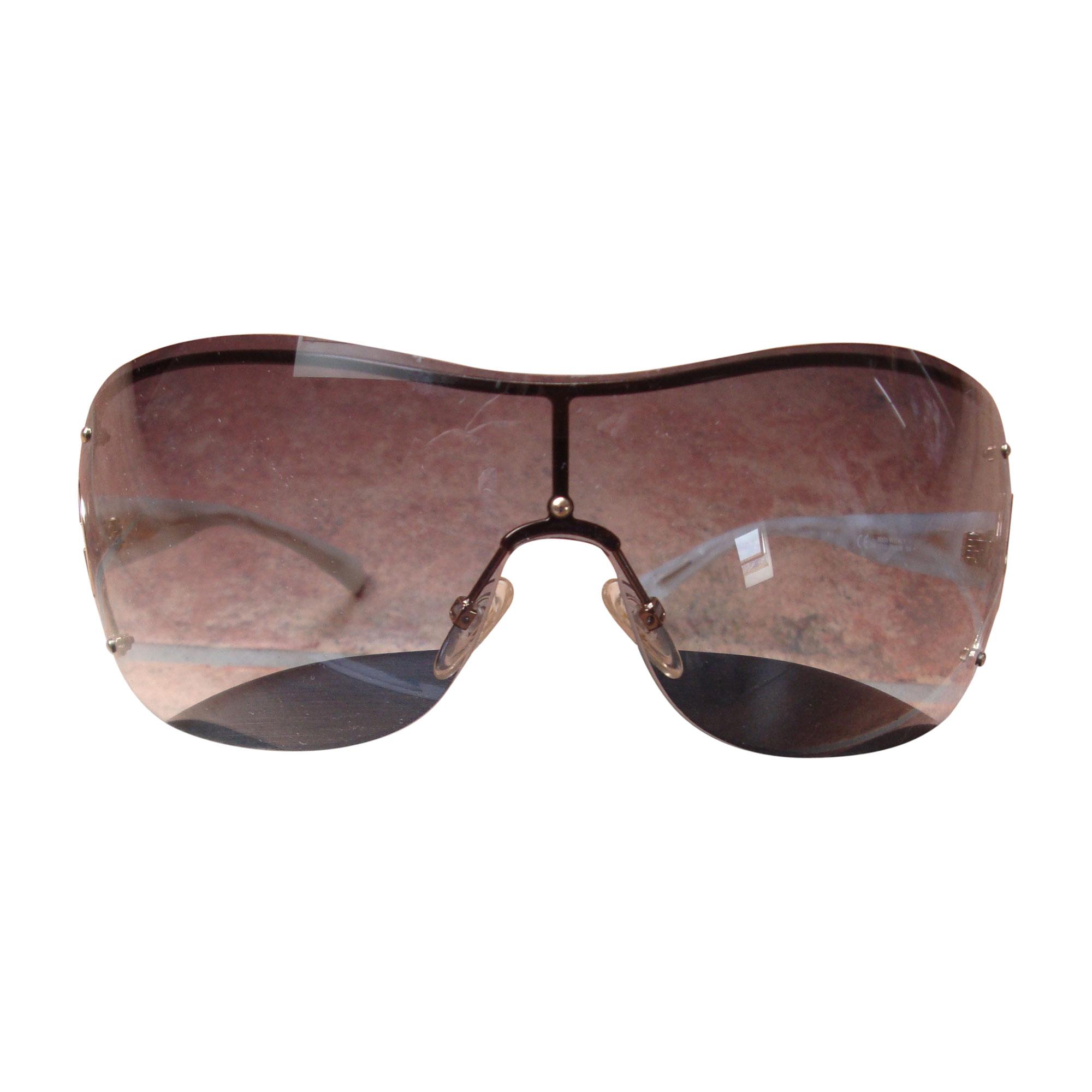 Sonnenbrille GIORGIO ARMANI grau - 7583372