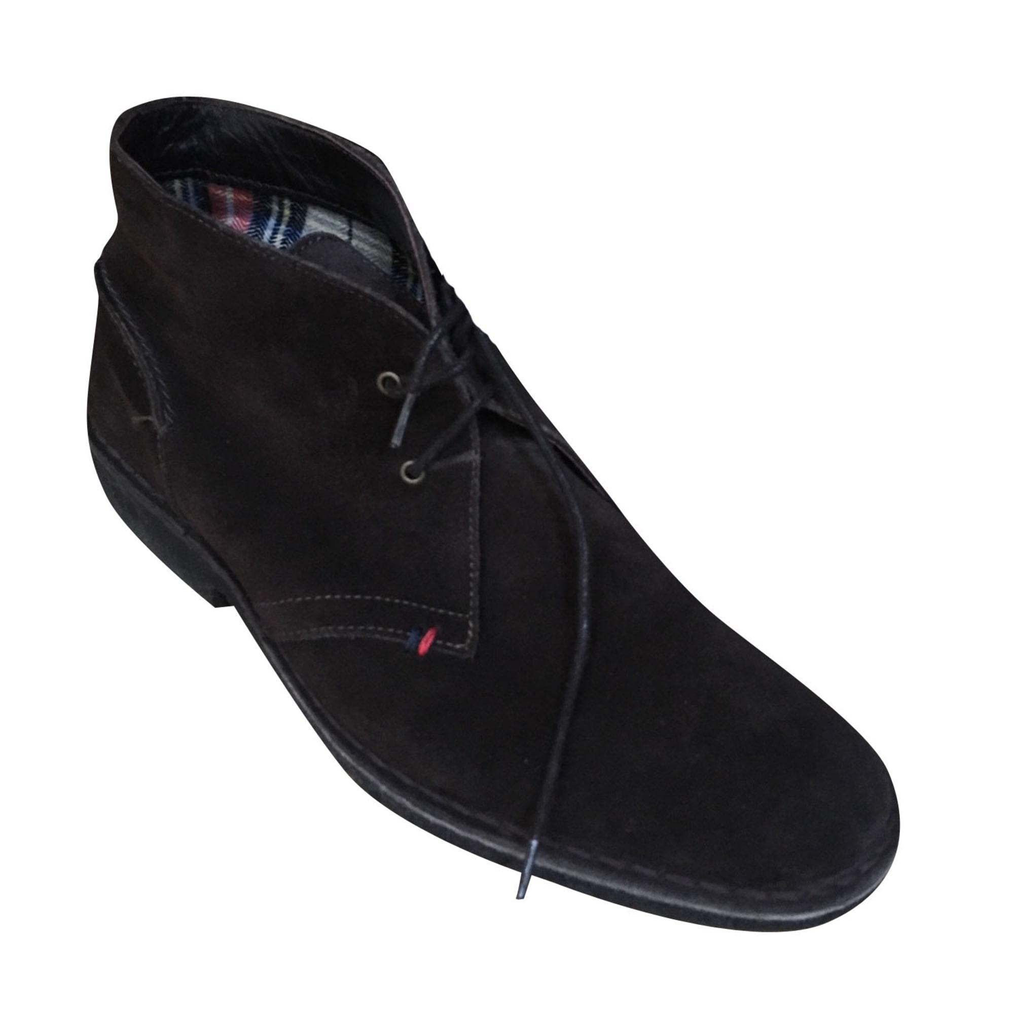f21936634fcac2 Chaussures à lacets TOMMY HILFIGER 45 marron - 7609504
