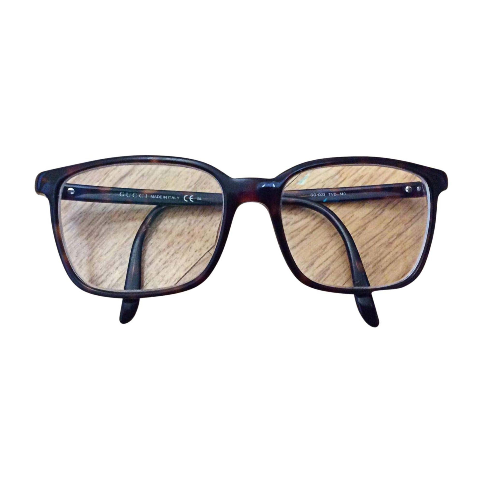 Eyeglass Frames GUCCI beige - 7610639