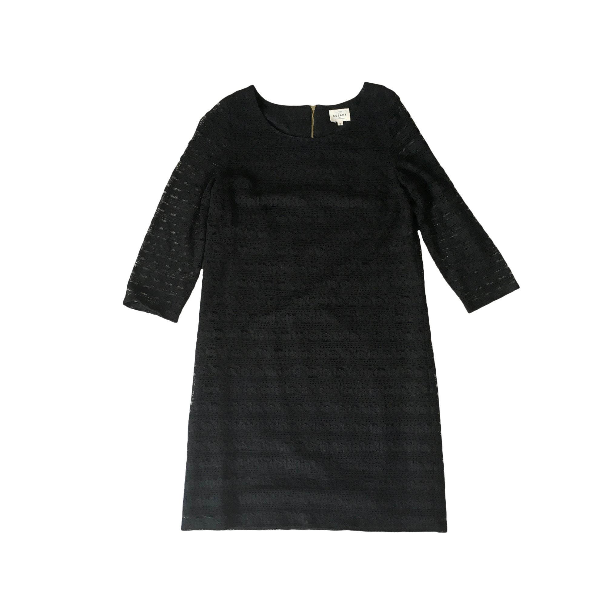 Mini Dress SÉZANE Black