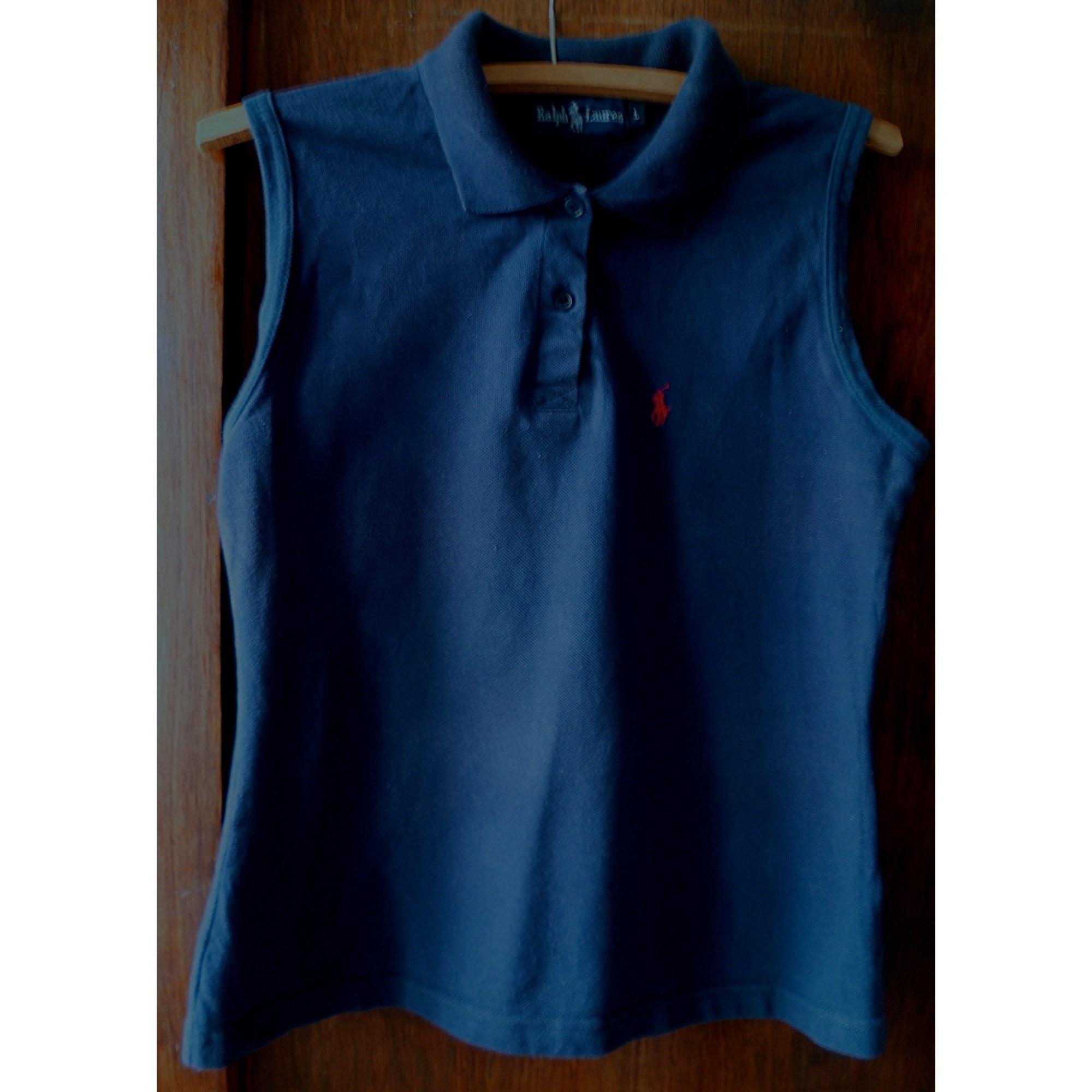 Polo RALPH LAUREN Bleu, bleu marine, bleu turquoise aac0eee2a92
