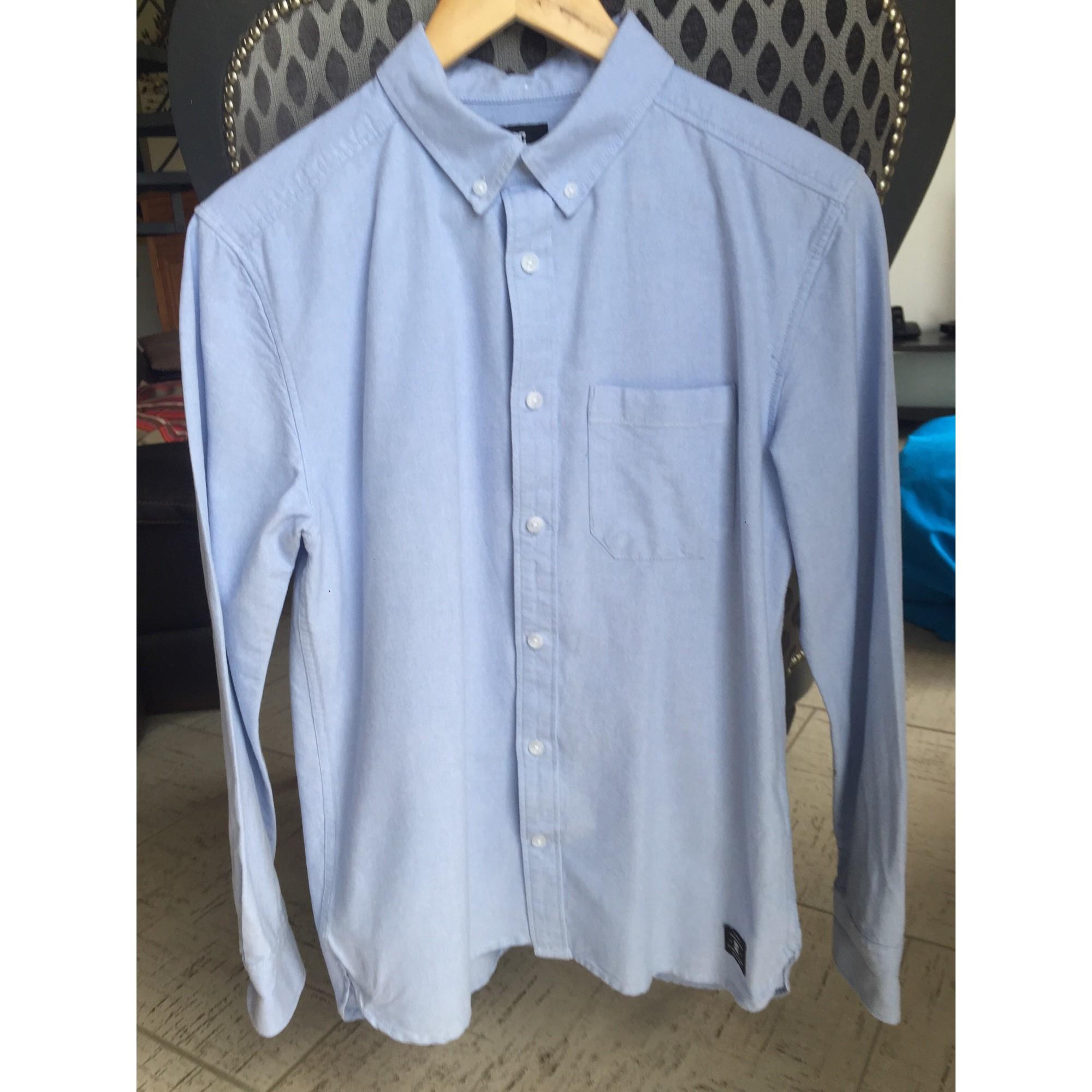 Chemise DC SHOES Bleu, bleu marine, bleu turquoise