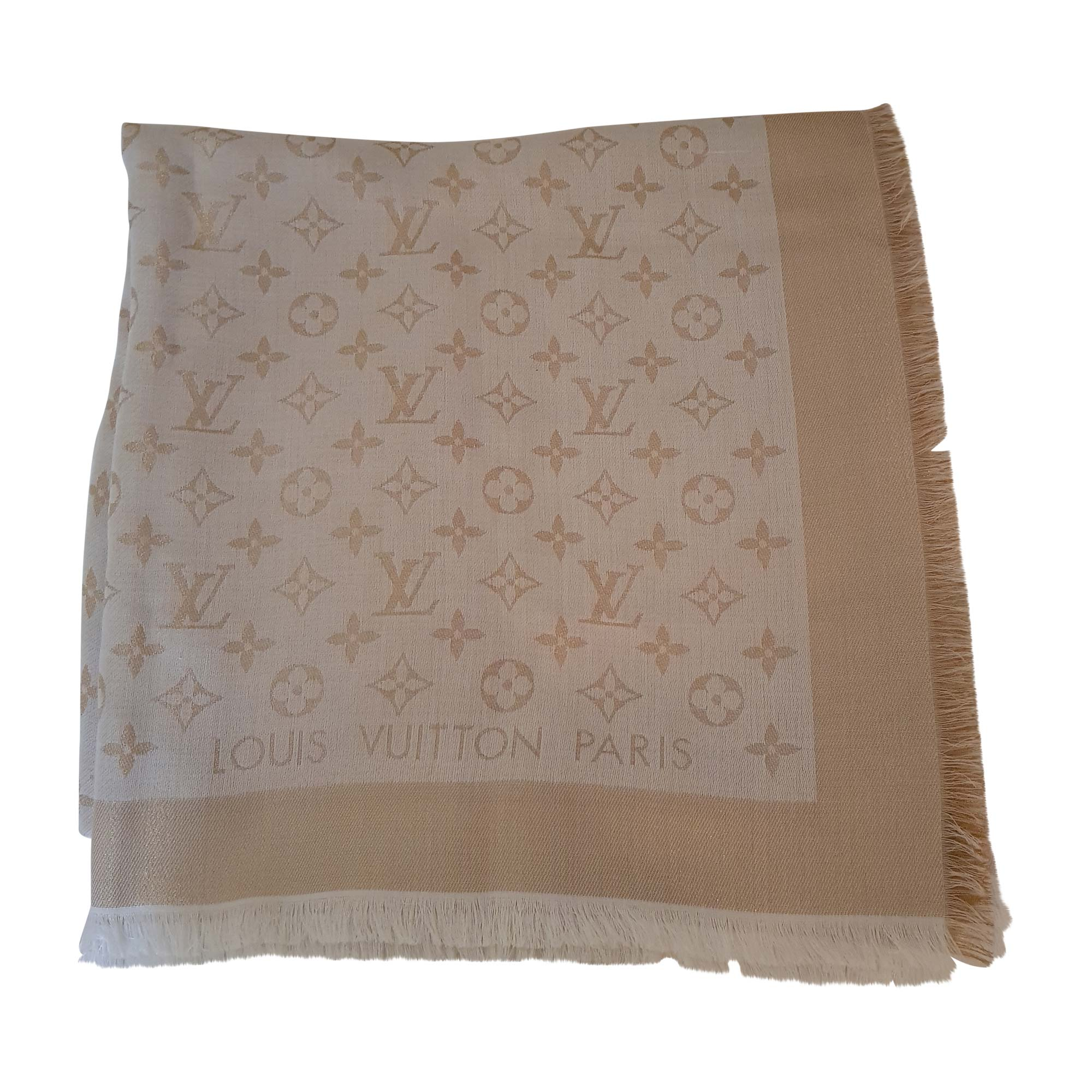 Etole LOUIS VUITTON blanc vendu par Laly saint tropez - 7621152 1df33ef9423