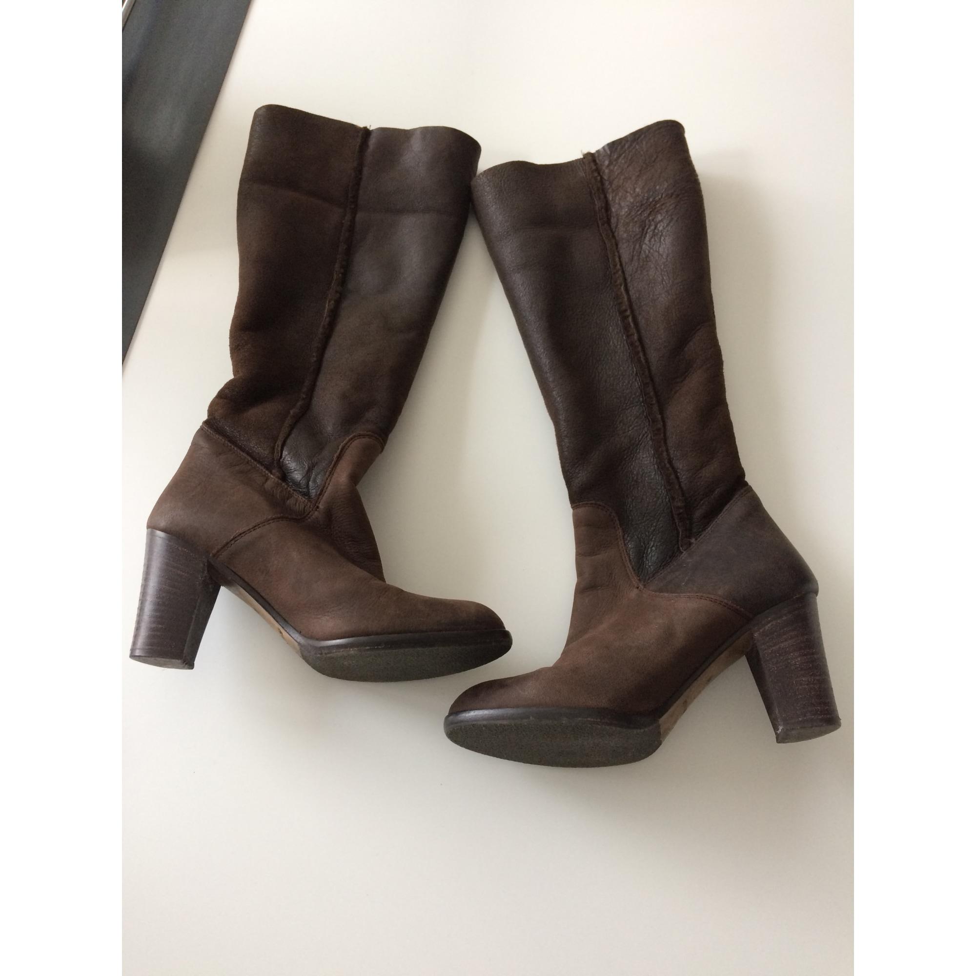 301713f1a9aa91 High Heel Boots VERO CUOIO 36 brown - 7623113