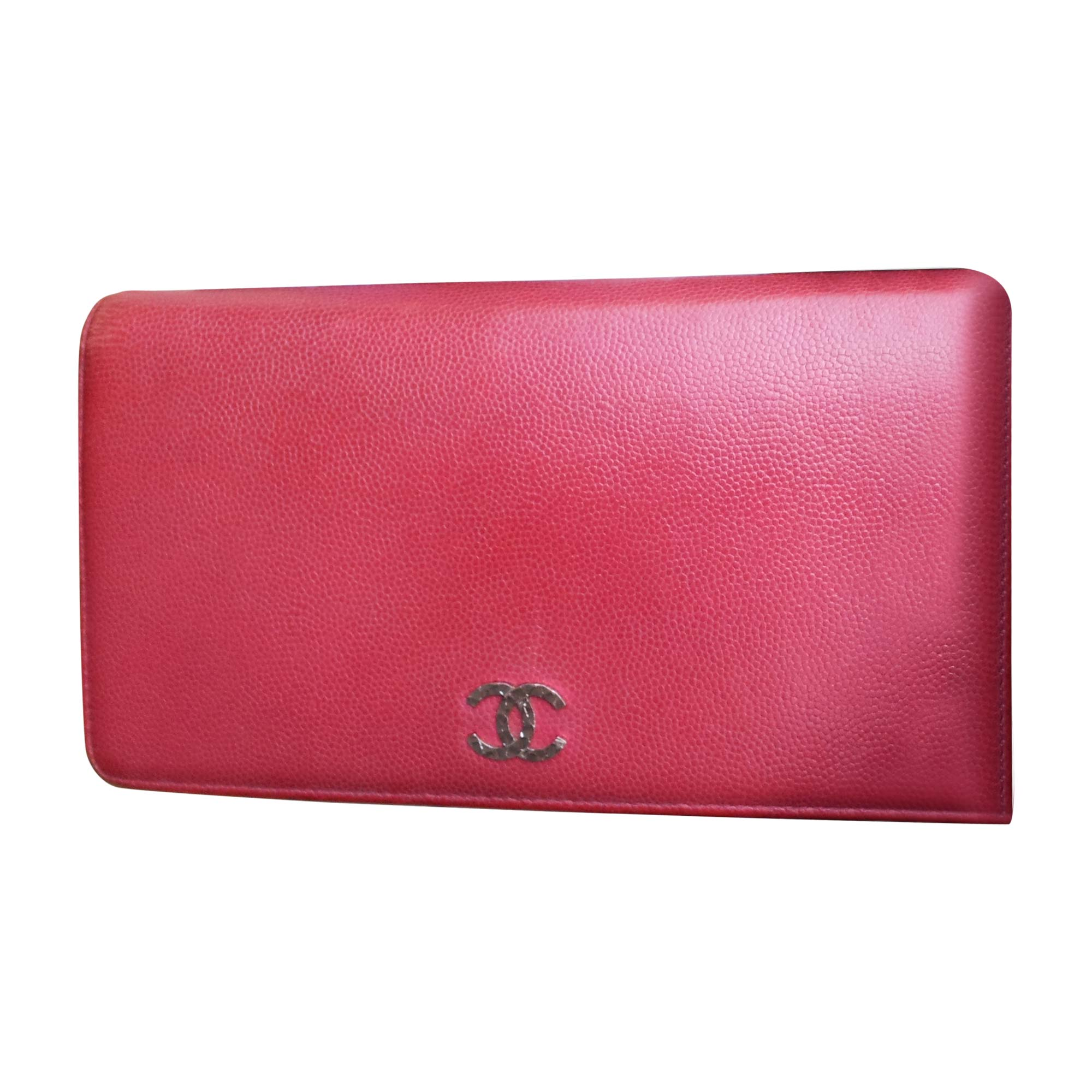 Portefeuille CHANEL rose vendu par Coco498422 - 7626518 9dc2e6d0f08