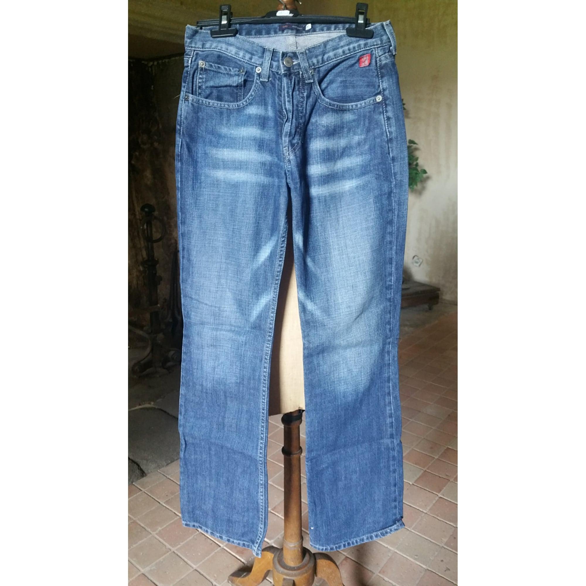 95029ebcd Jeans droit DESIGUAL