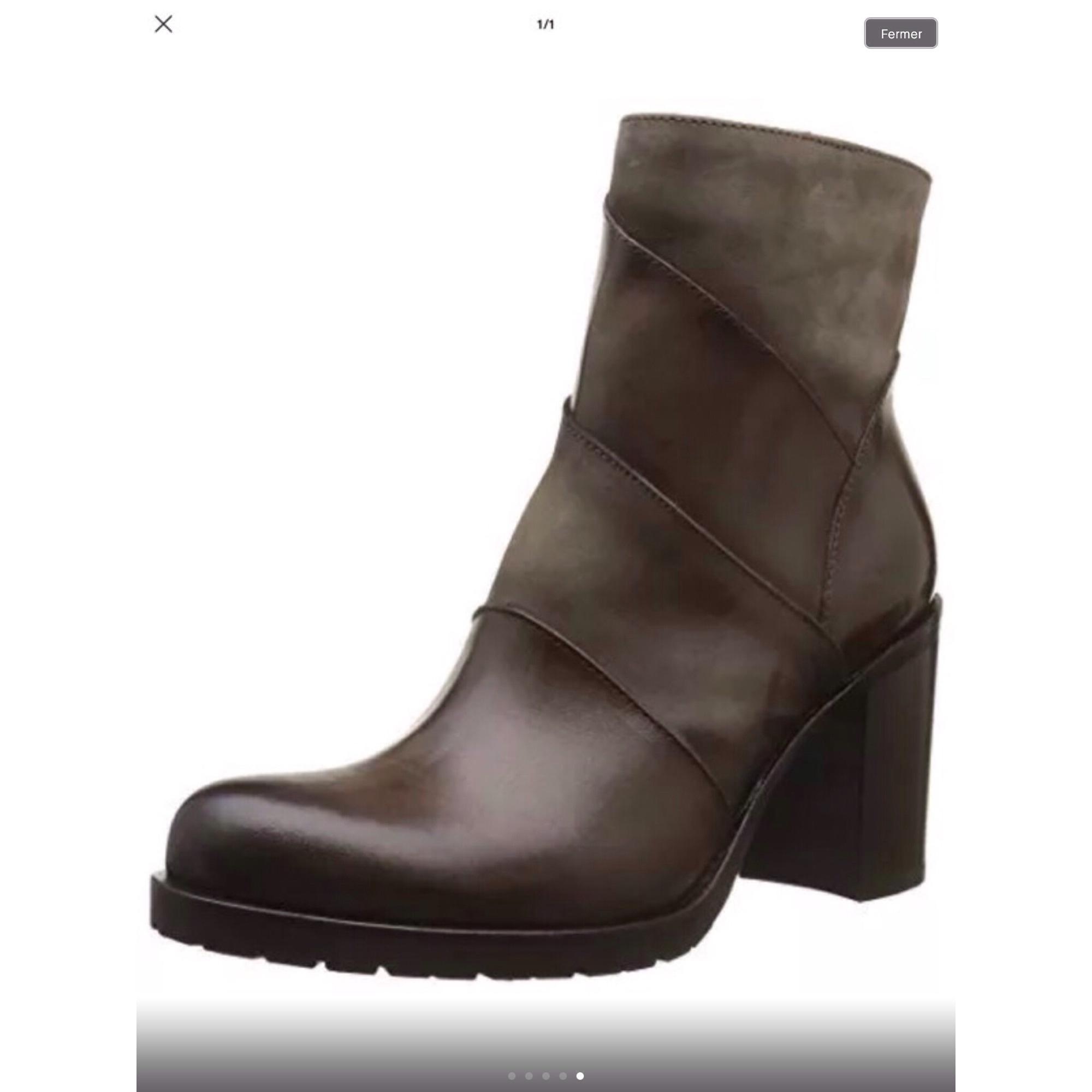 plus récent f9ff4 fe33f Bottines & low boots à talons
