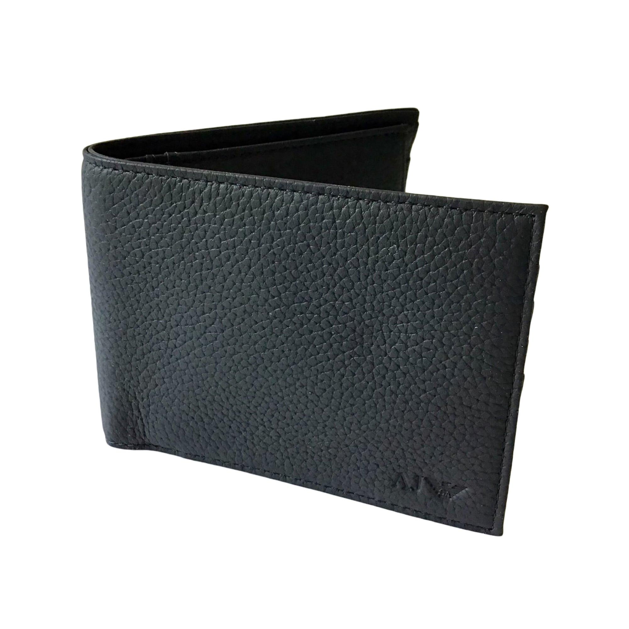 23d3c27fdc3 Portefeuille ARMANI JEANS noir vendu par Fethi 17 - 7645522