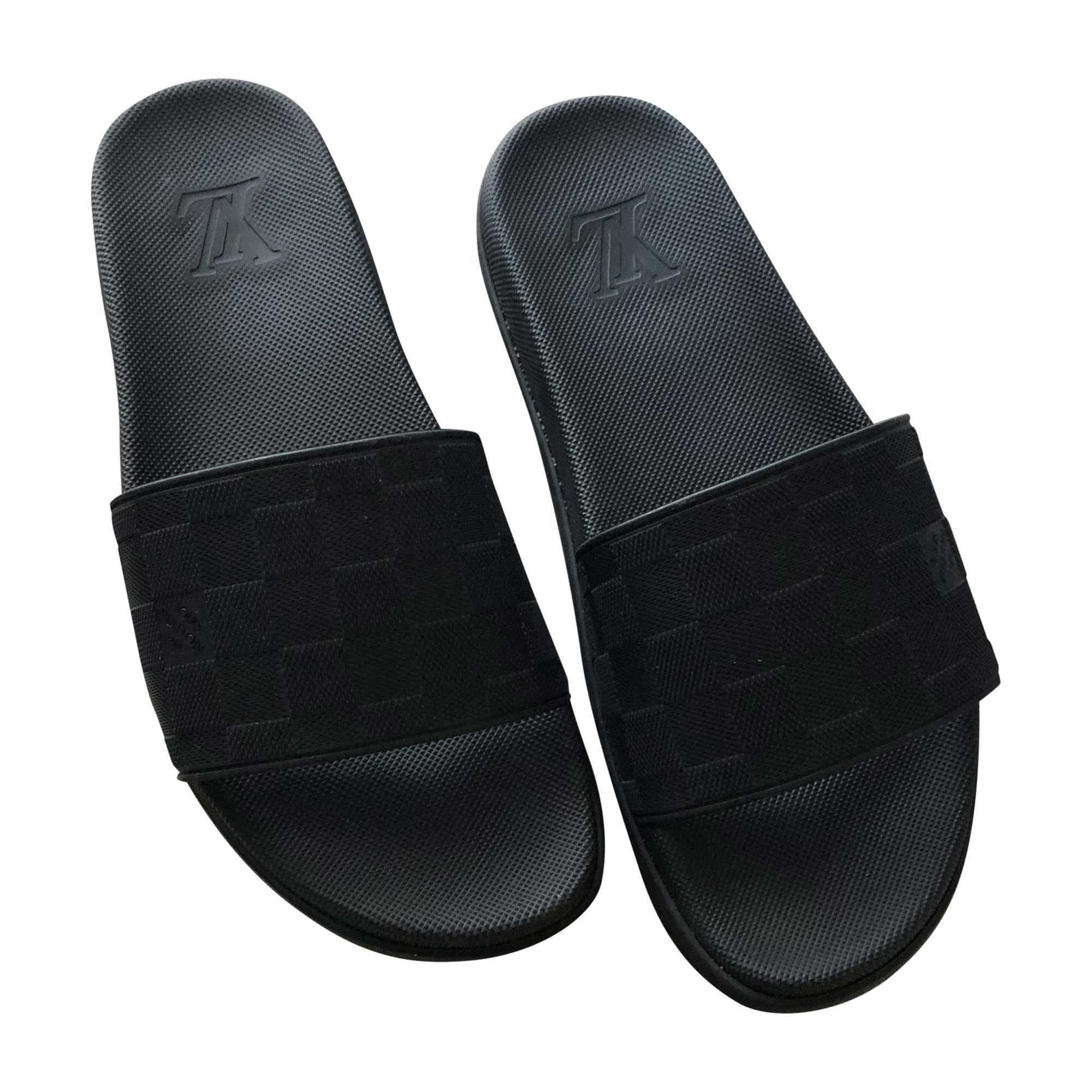 931c1c4421009d Sandals LOUIS VUITTON Black