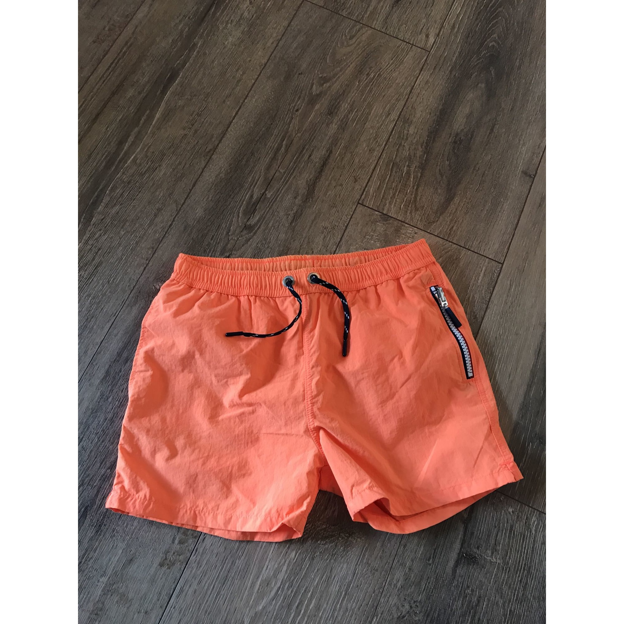 Short de bain SWEET PANTS Orange fluo