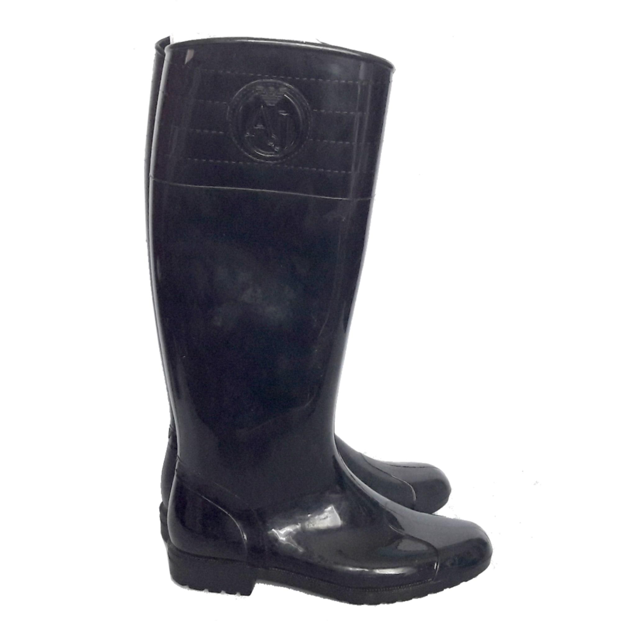 new product e9870 67191 Stivali da pioggia ARMANI JEANS