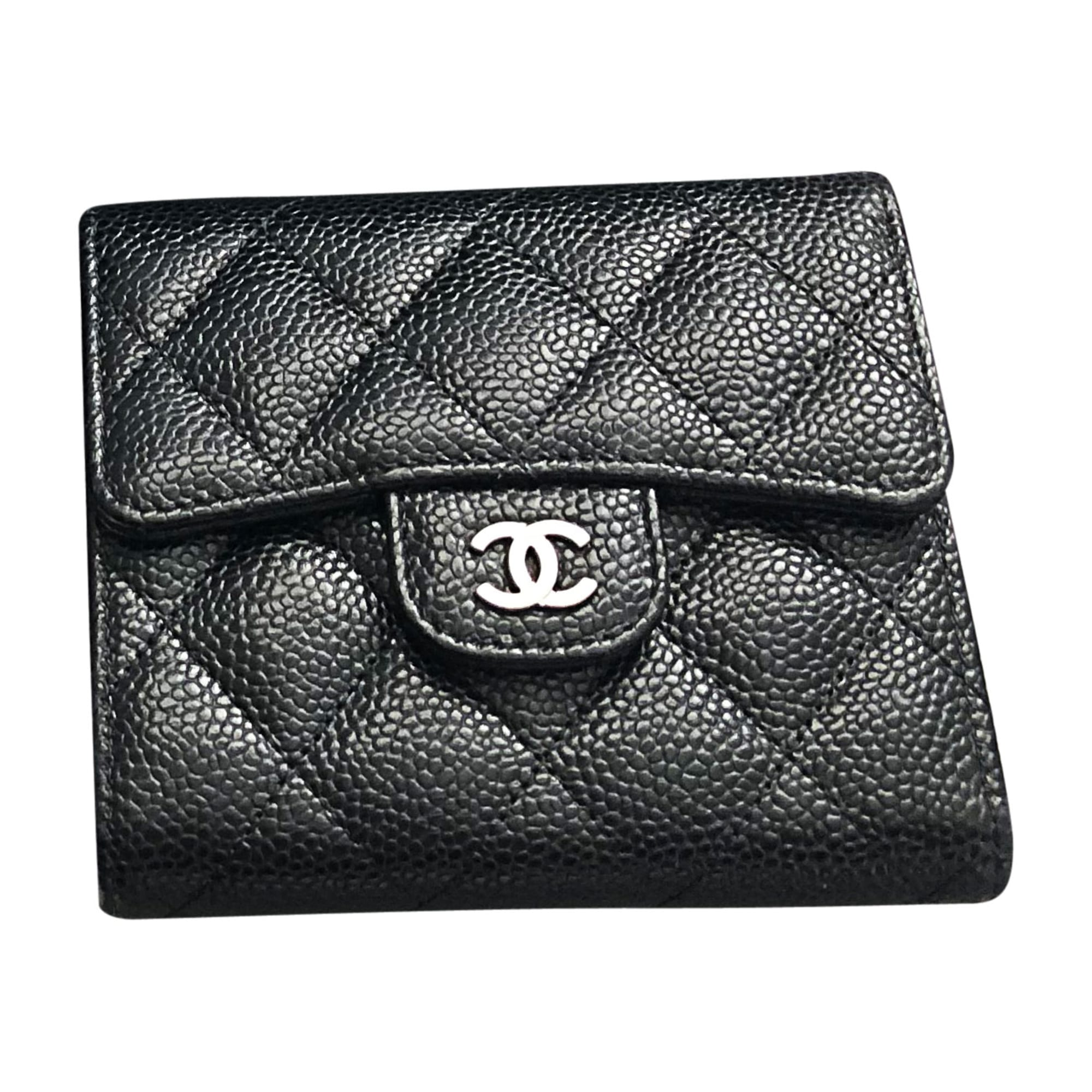 Portefeuille CHANEL boy noir - 7666419 3f3db8b2968