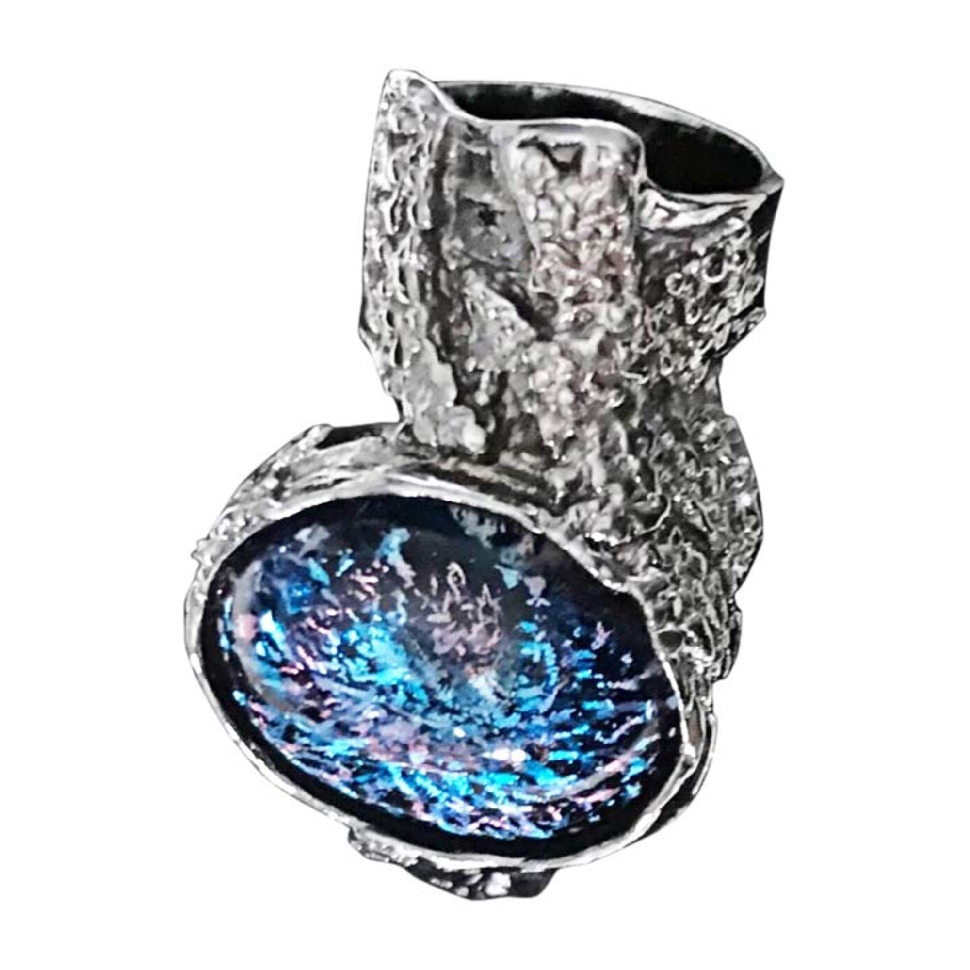 Ring YVES SAINT LAURENT Silver