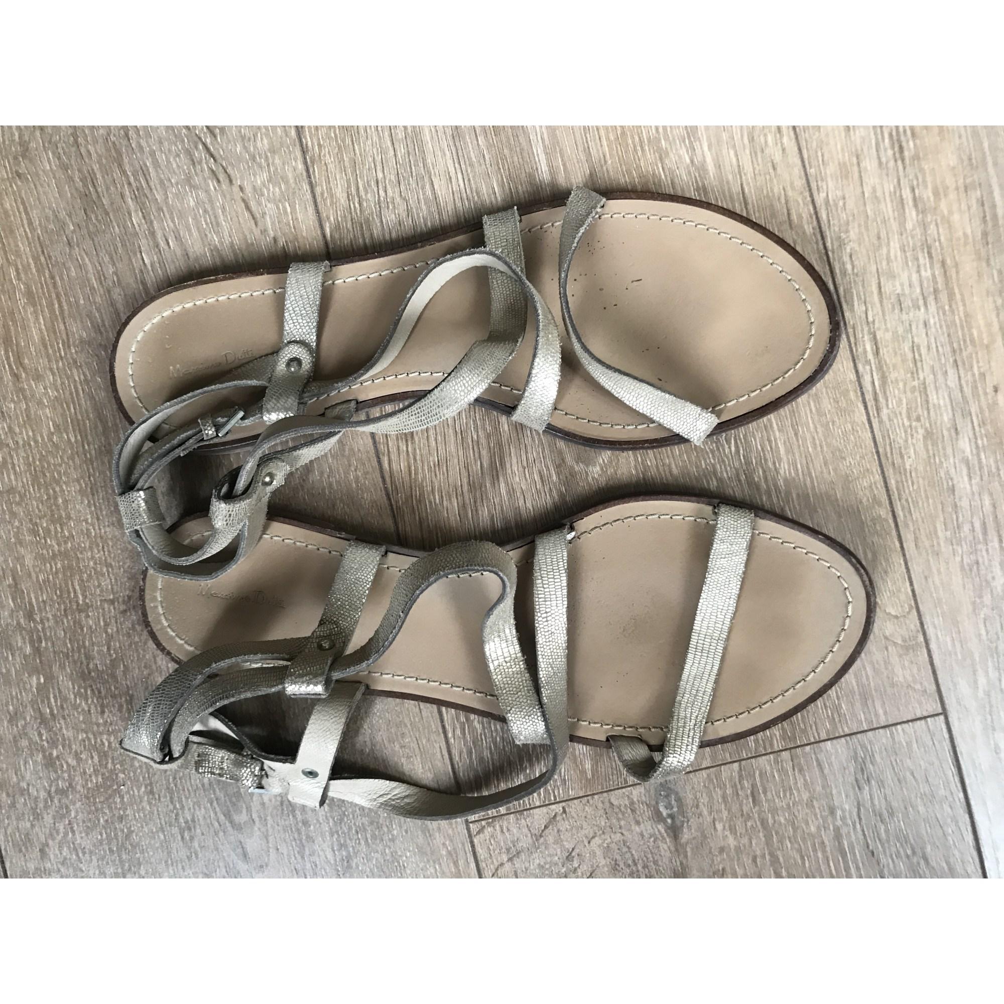 Pré-commander chaussures exclusives éclatant Sandales plates