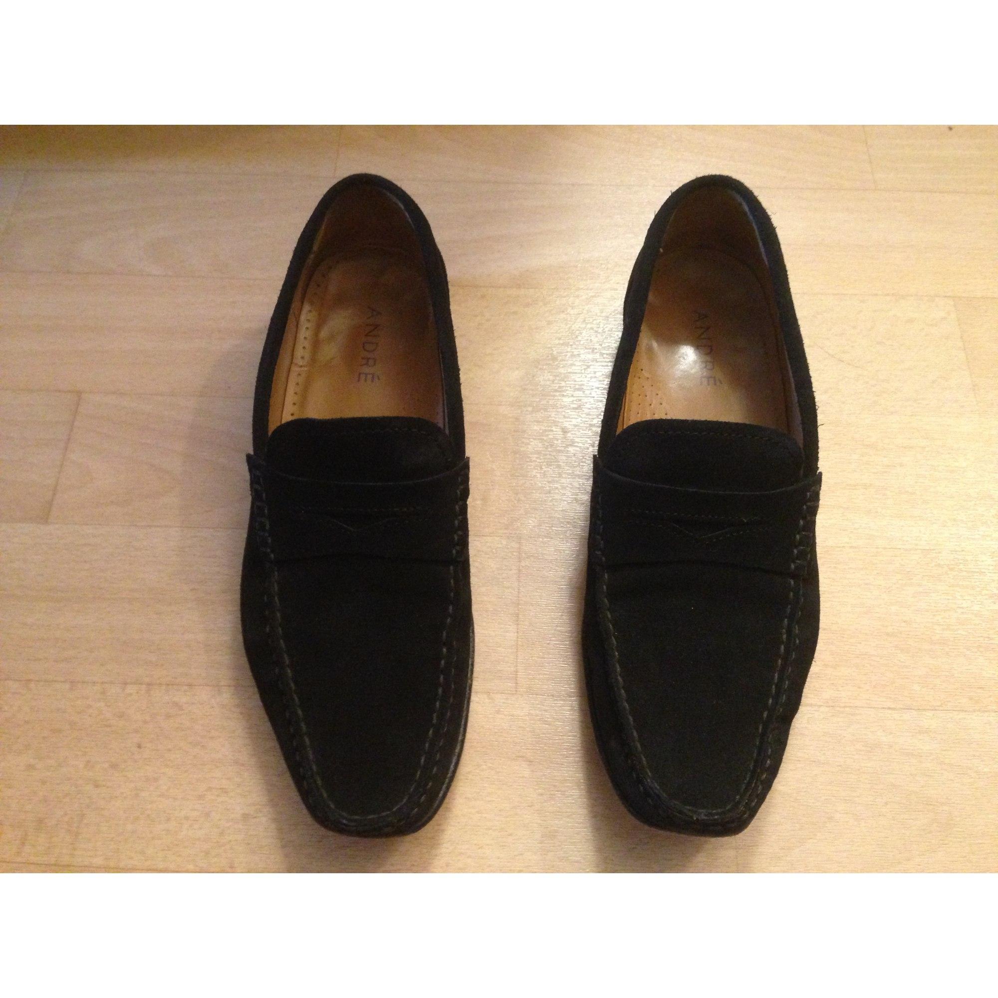 d6cf41a874 Chaussures à lacets ANDRÉ 40 noir - 7684163