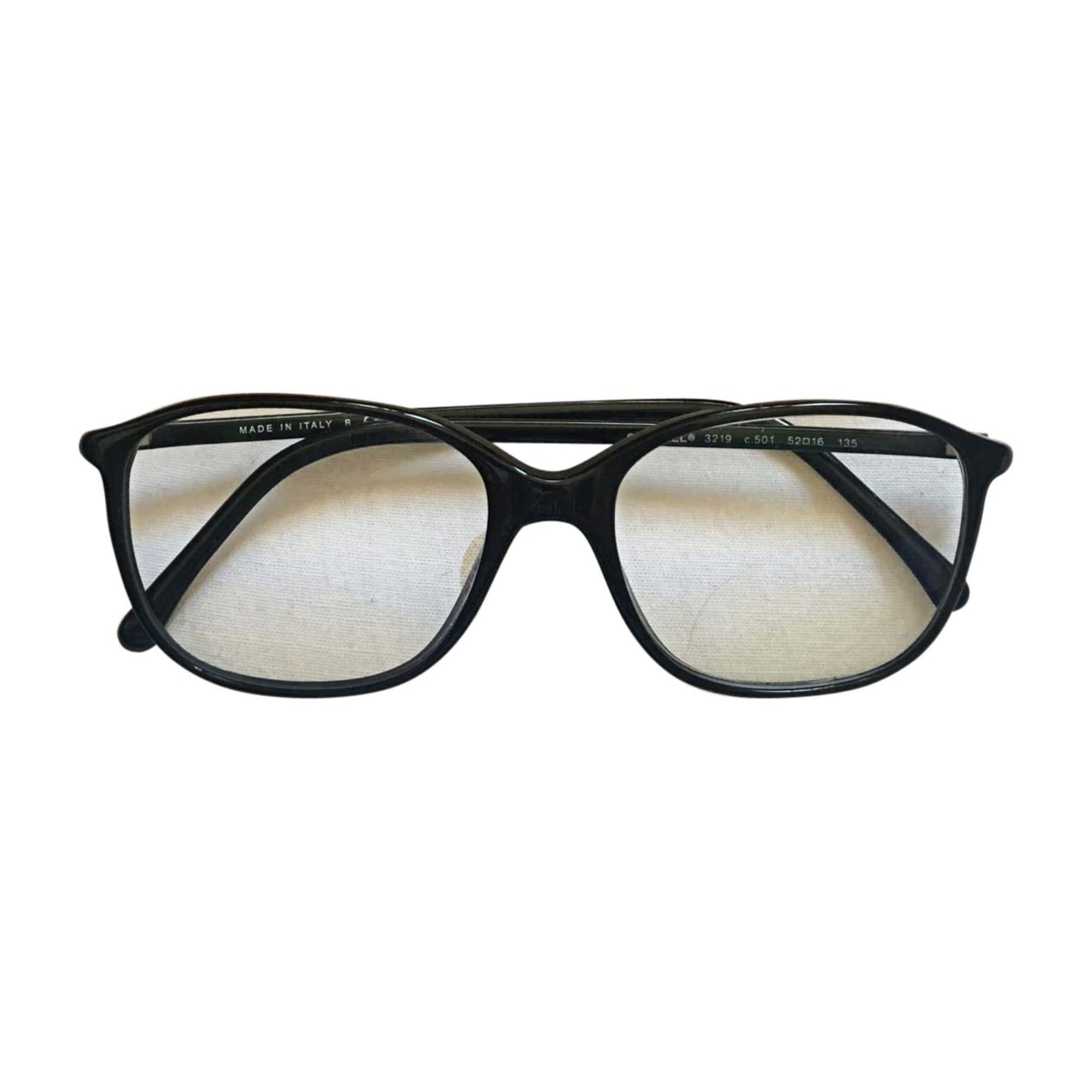 Eyeglass Frames CHANEL black vendu par Mberth - 7688321