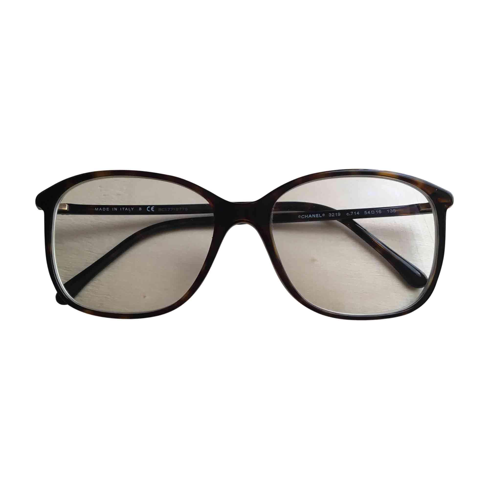 Eyeglass Frames CHANEL brown vendu par D\'arina246491 - 7698476