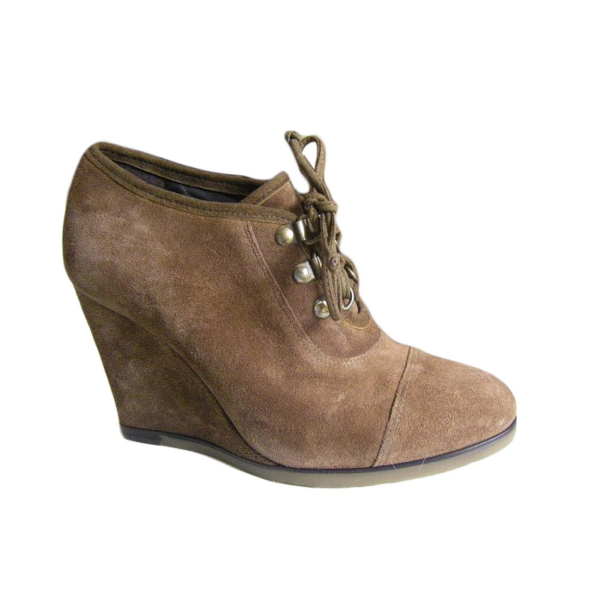 Bottineslow compensés boots boots à compensés à Bottineslow 3j4ALSqcR5