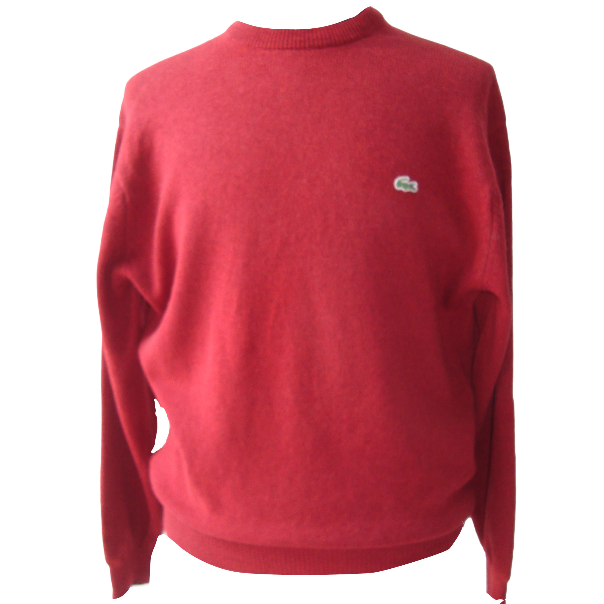 11d9fdb6f6 Pull LACOSTE 4 (XL) rouge - 7702137