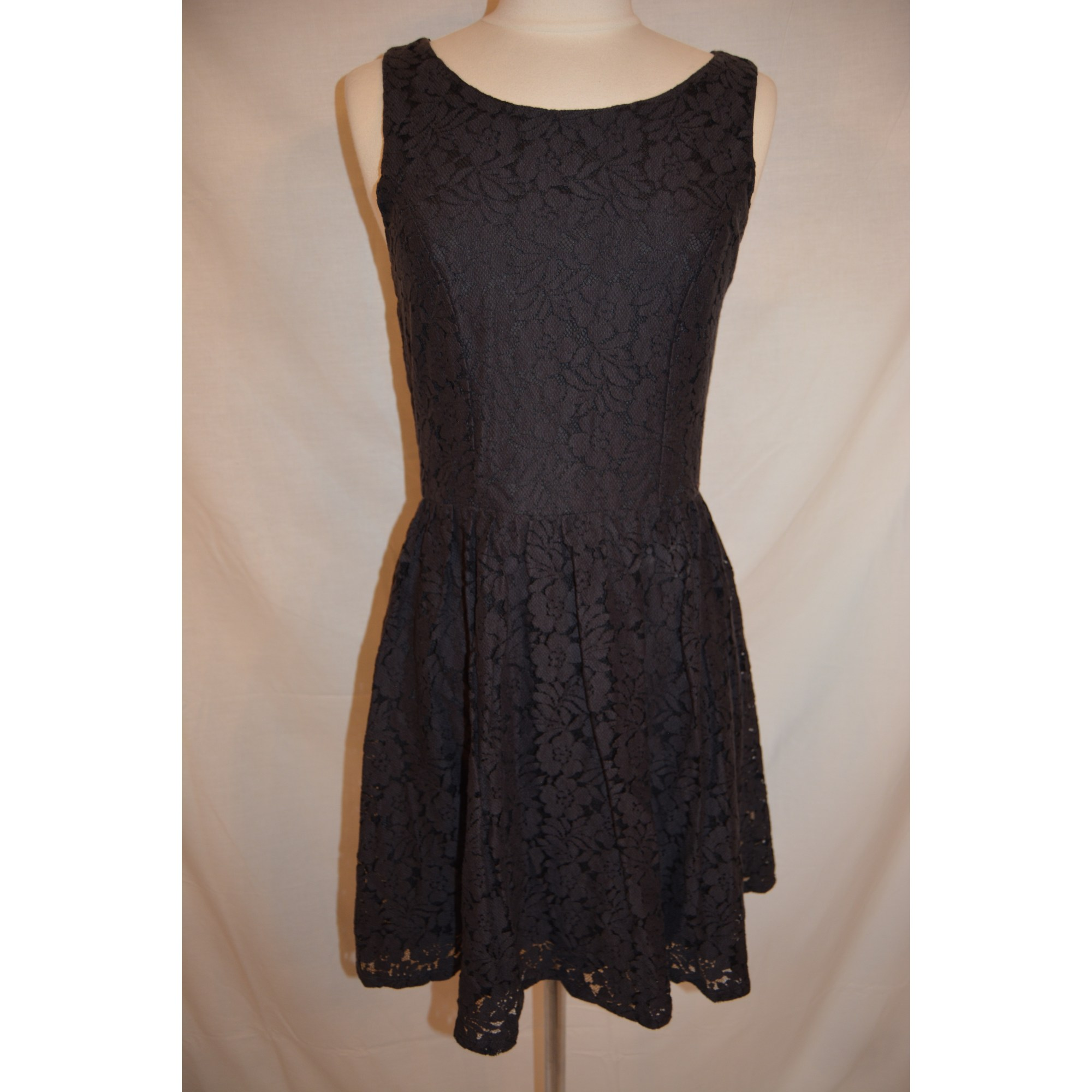 Robe courte ONLY Gris, anthracite