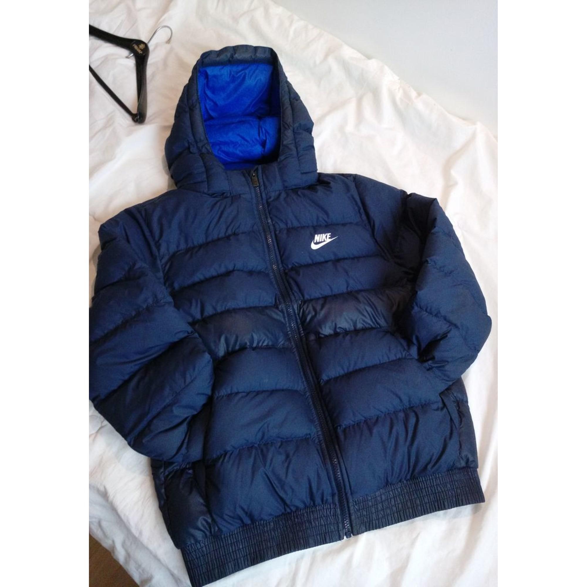 big sale af9de 3e684 Doudoune NIKE Bleu, bleu marine, bleu turquoise