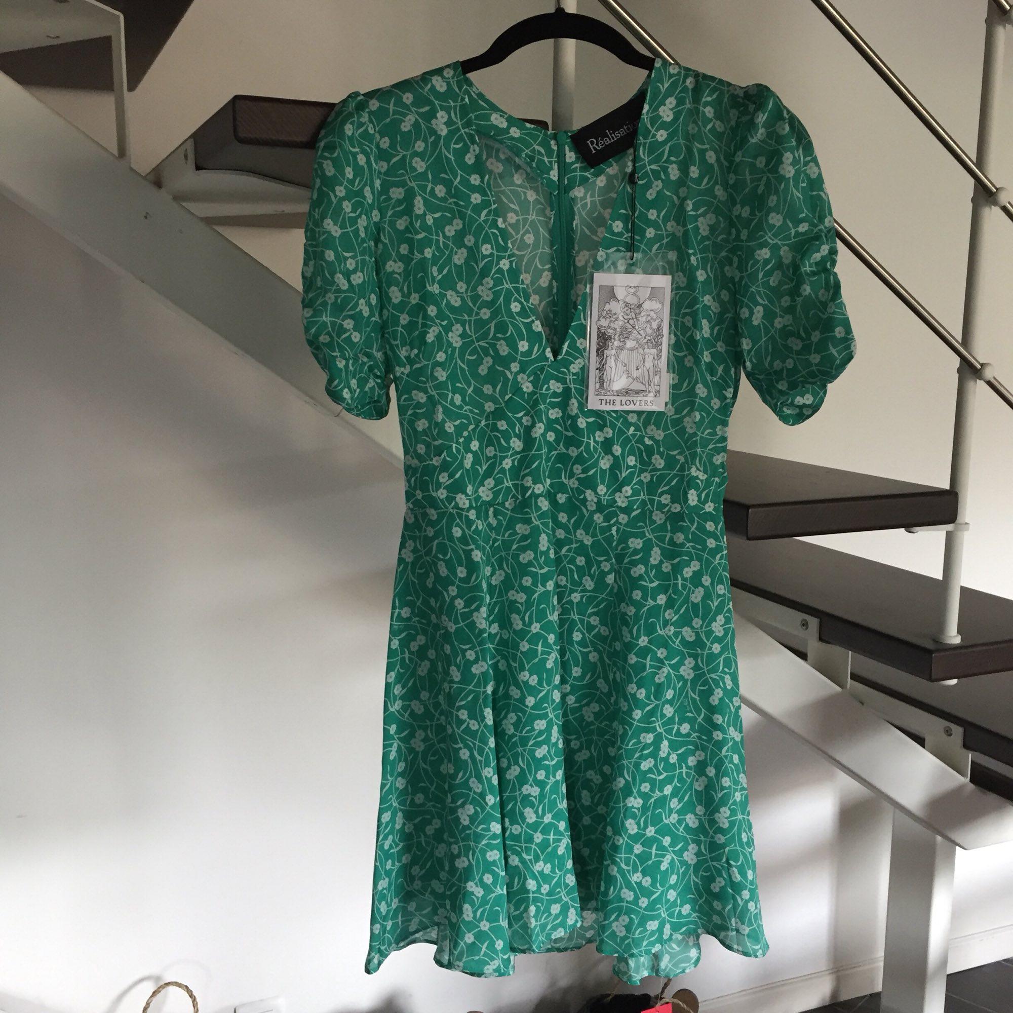 5a25350f06f2 Mini Dress RÉALISATION PAR 34 (XS