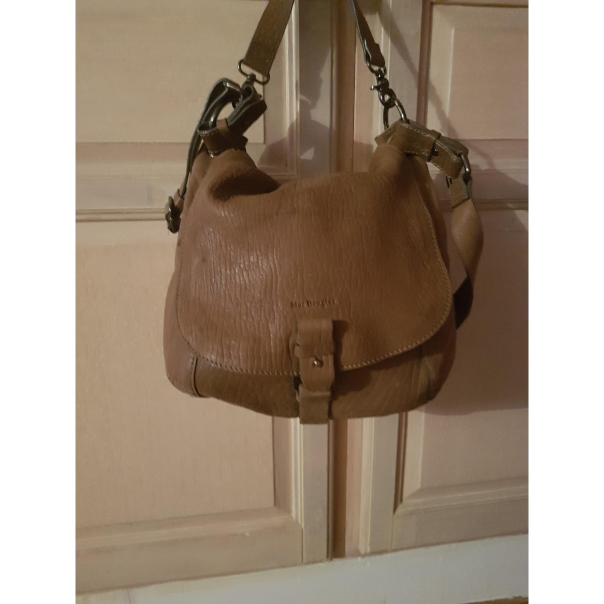 30946626dc Sac en bandoulière en cuir MAC DOUGLAS marron vendu par Manue122877 ...
