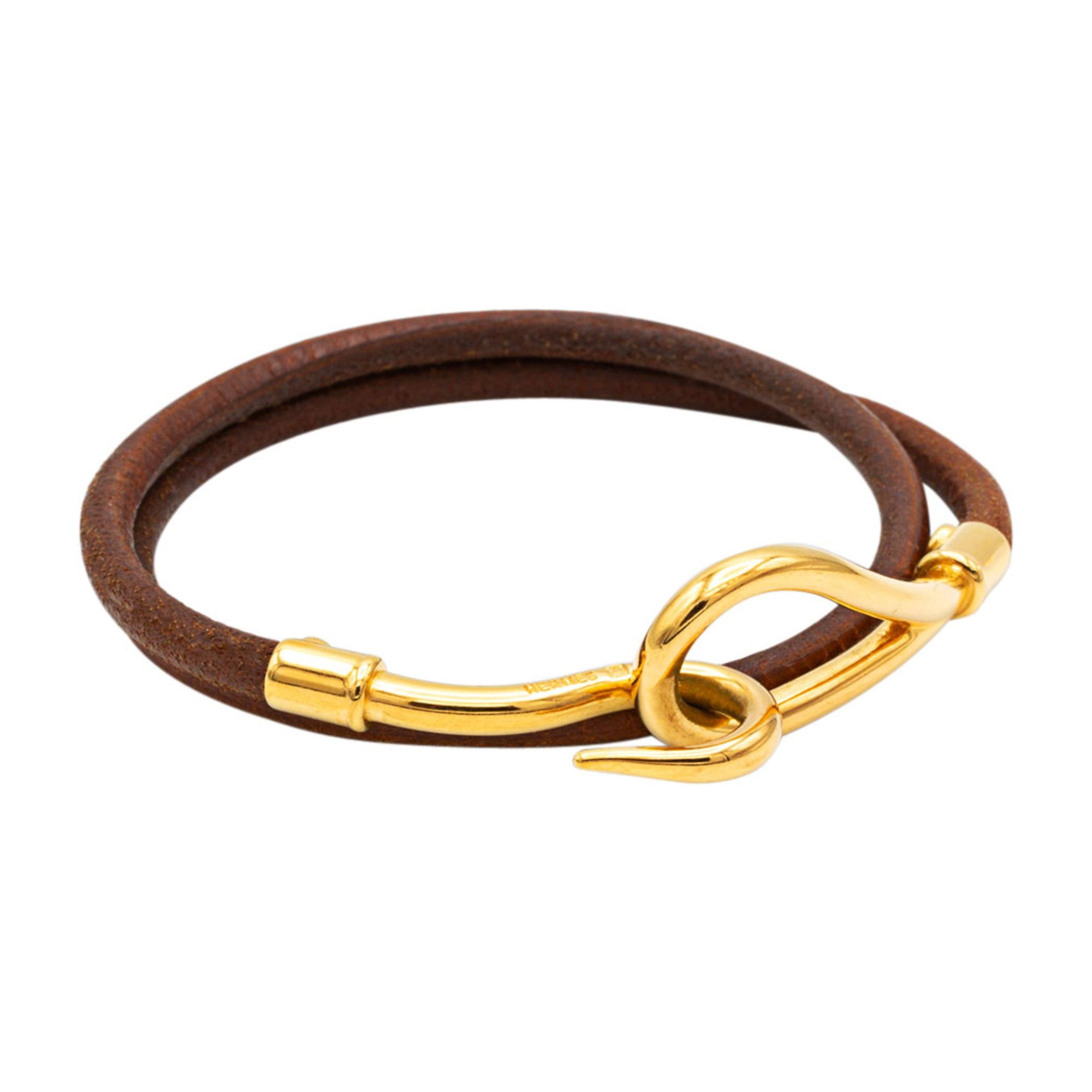 67a7b7476234 Bracelet HERMÈS marron - 7716196