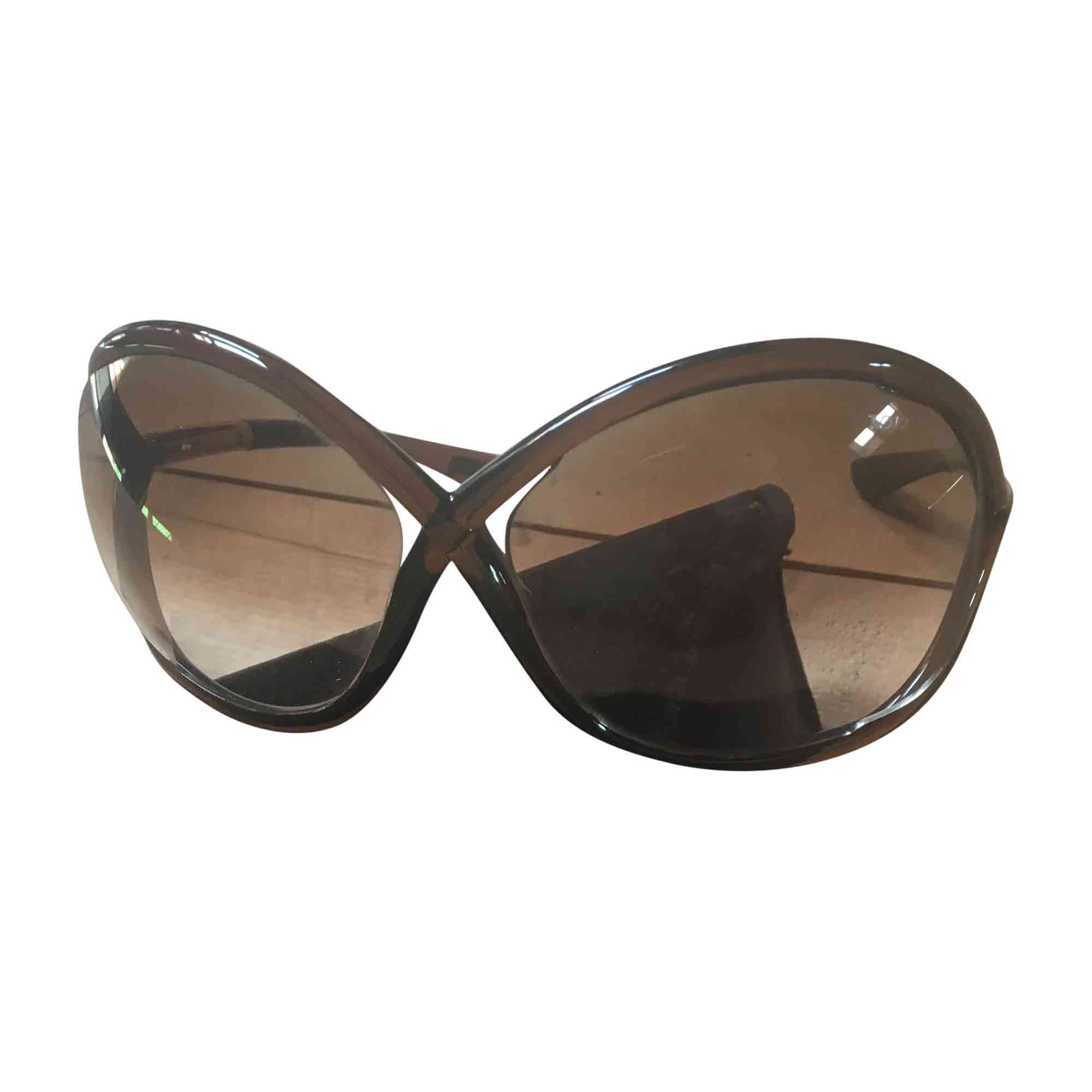 Sonnenbrille TOM FORD braun vendu par Ely8144 - 7717623