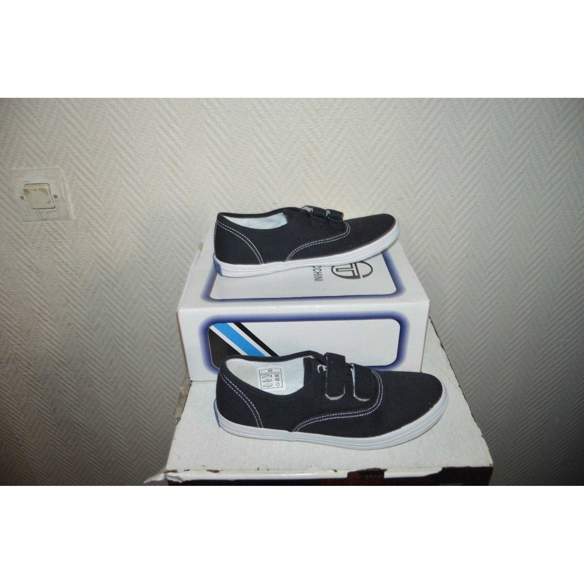 cfc21b1e13b6b Baskets SERGIO TACCHINI 30 noir - 7720936
